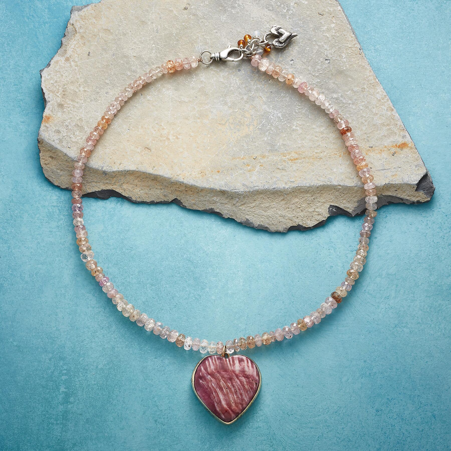 LOVE AND JOY NECKLACE: View 2
