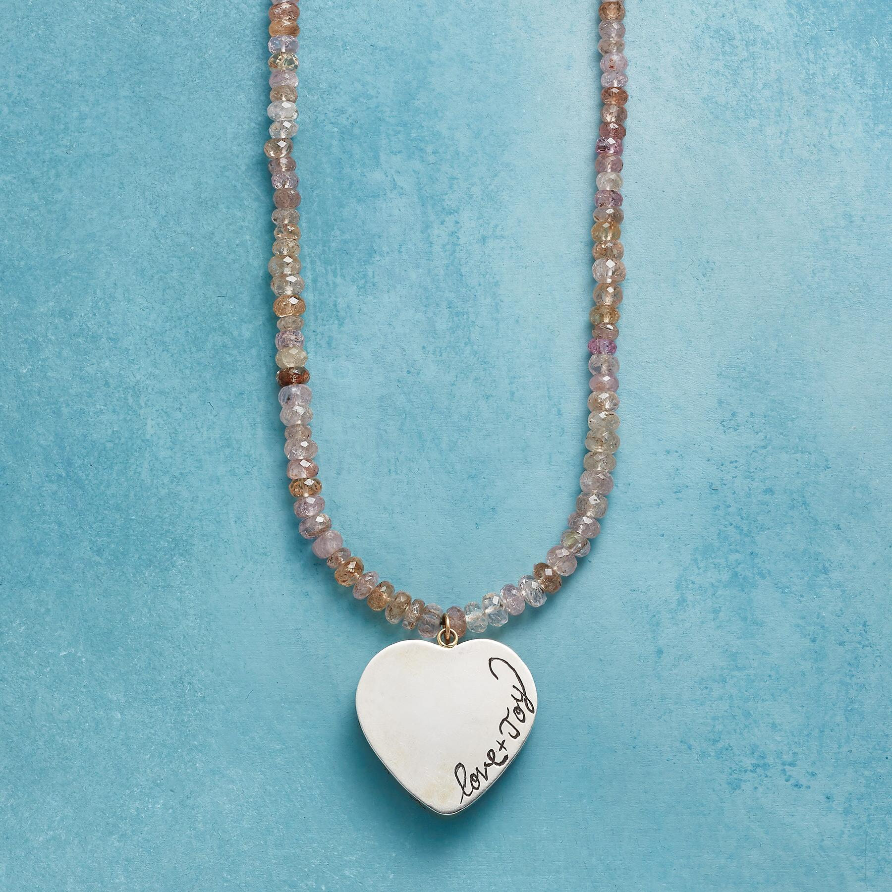 LOVE AND JOY NECKLACE: View 3
