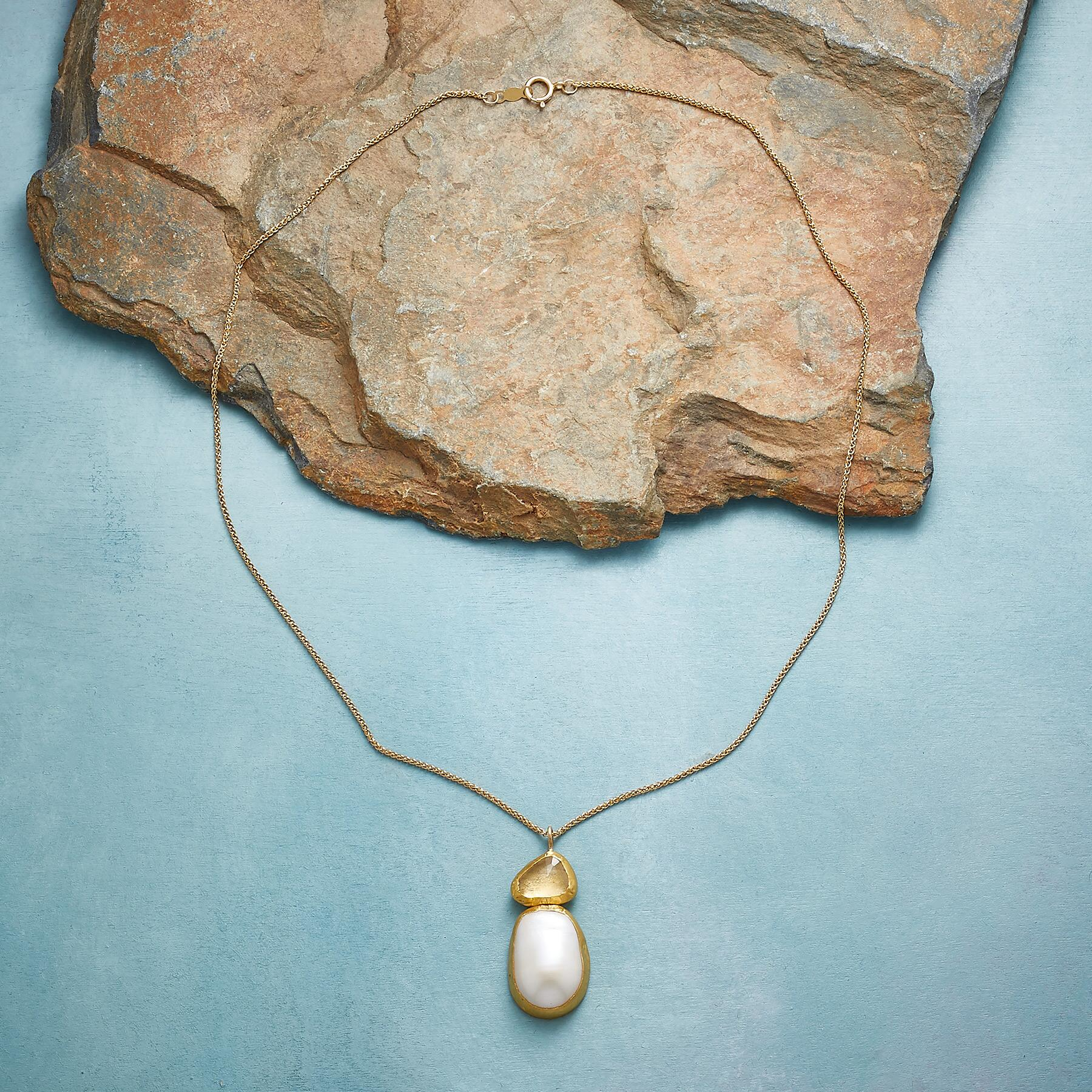 LIGHT OF DAWN NECKLACE: View 2