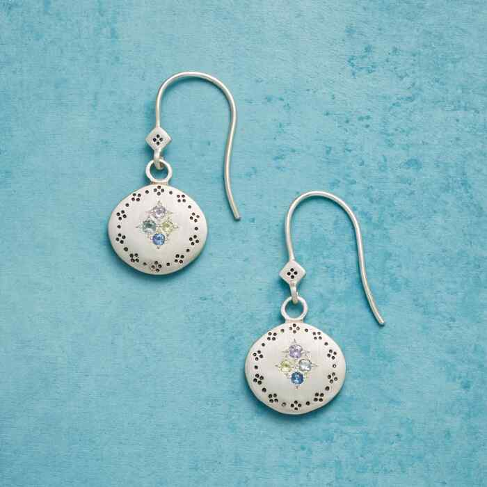 SAPPHIRE QUARTET EARRINGS