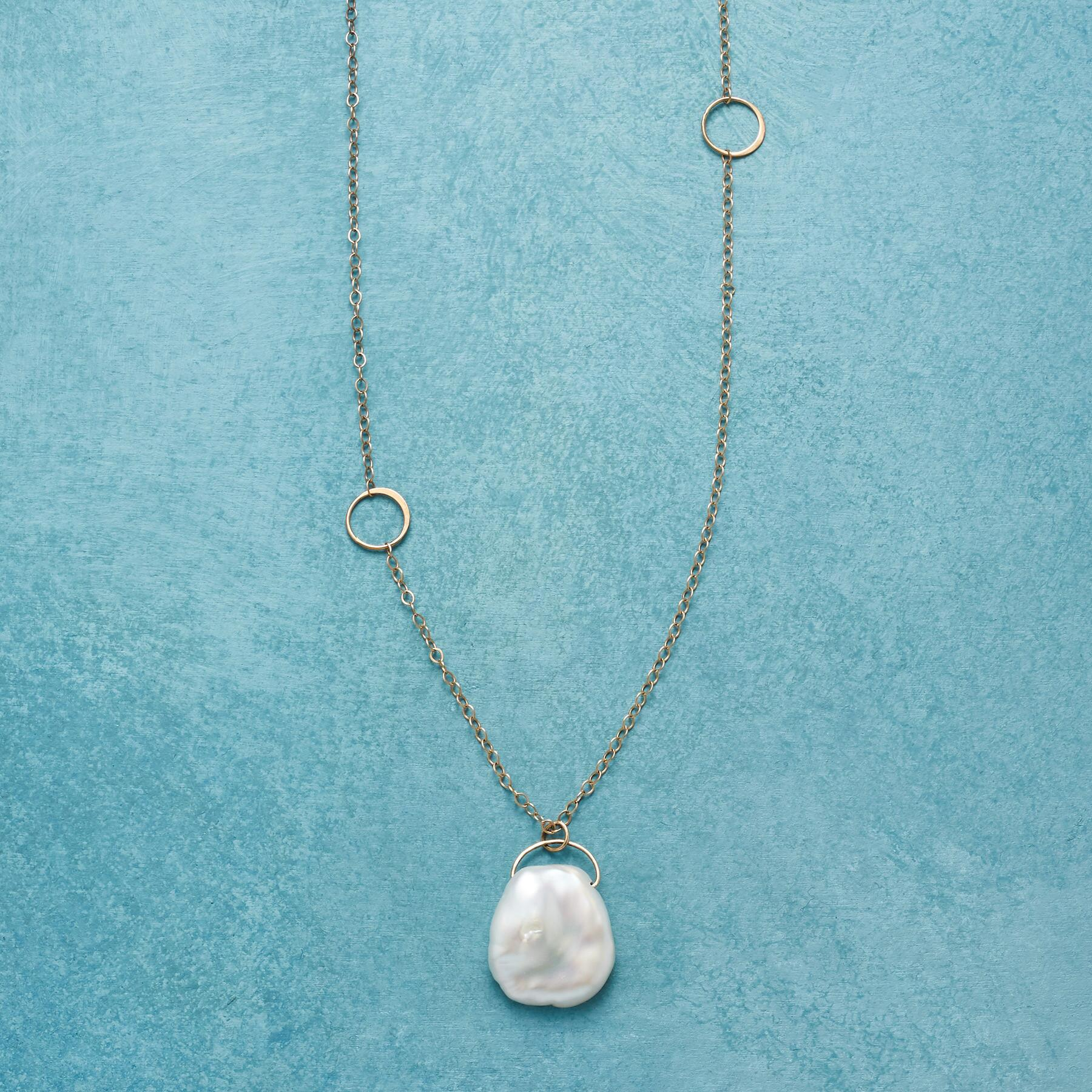 KEISHI PEARL NECKLACE: View 1