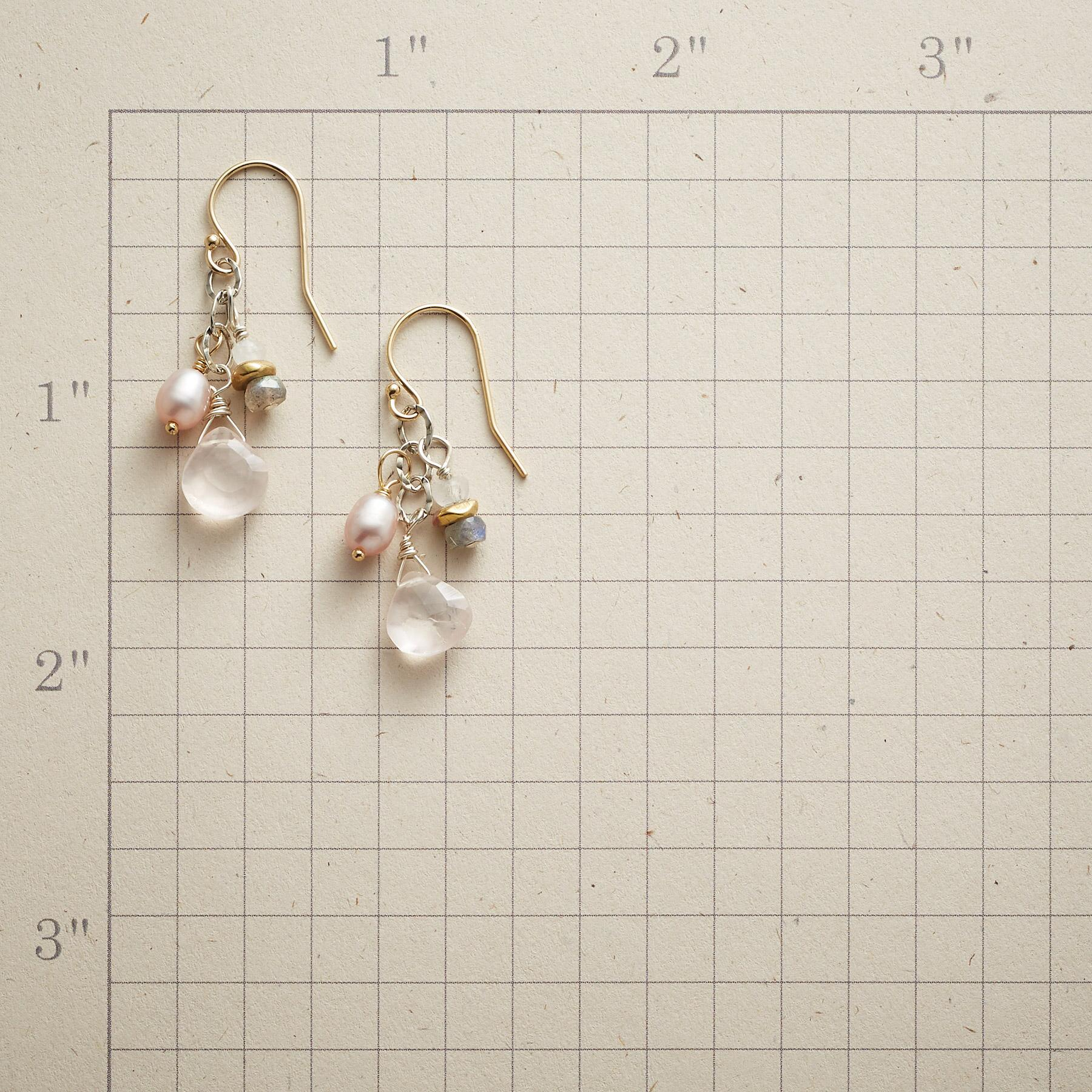 SUGAR AND SPICE EARRINGS: View 2