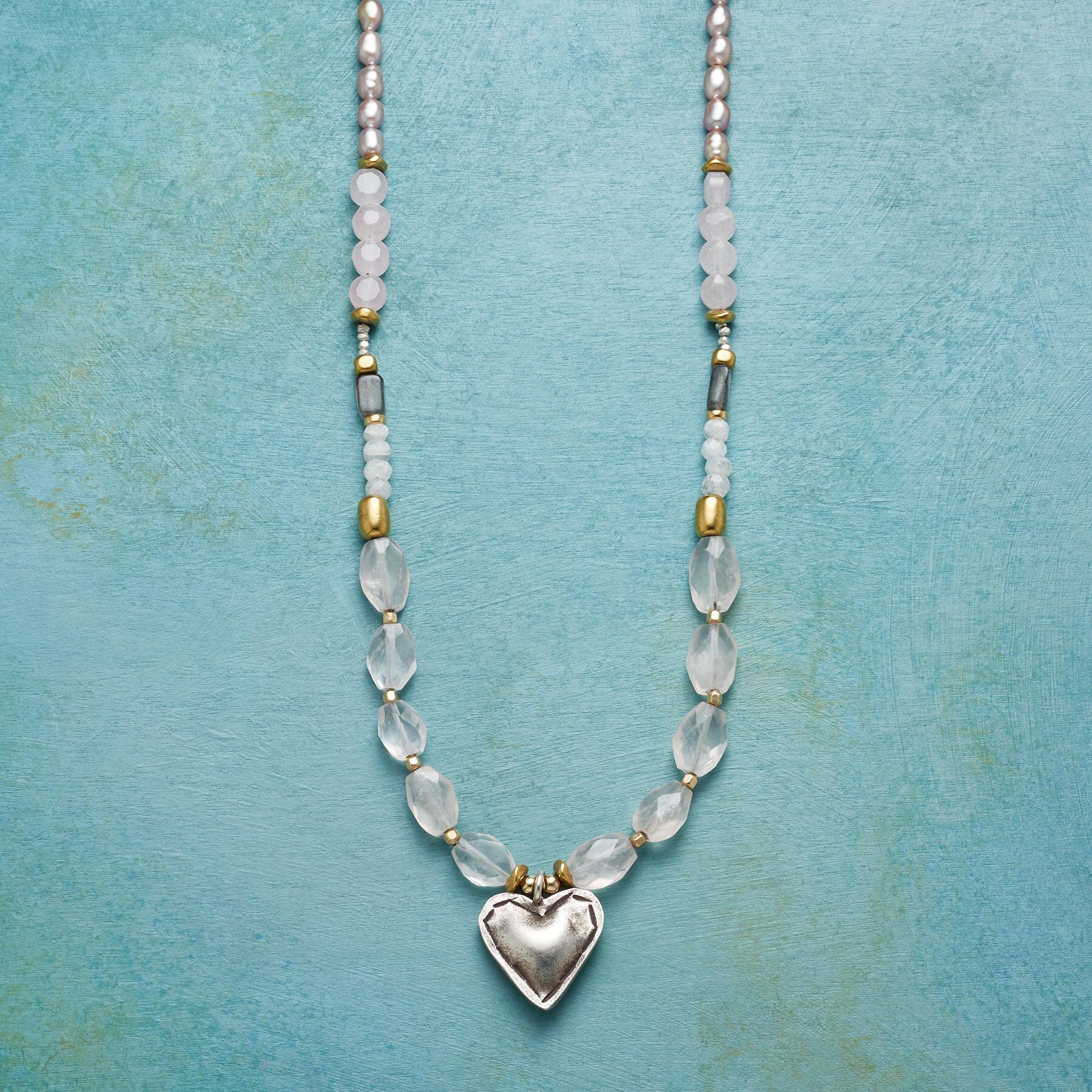 SWEET THY HEART NECKLACE: View 1