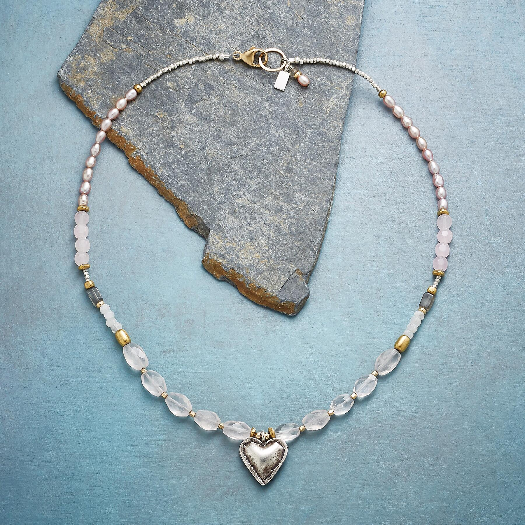 SWEET THY HEART NECKLACE: View 2