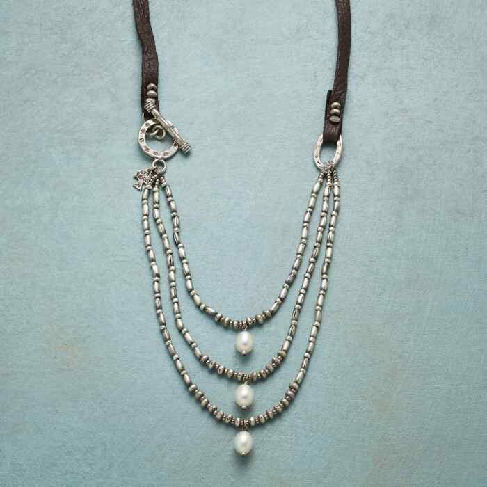 PICK A PEARL NECKLACE