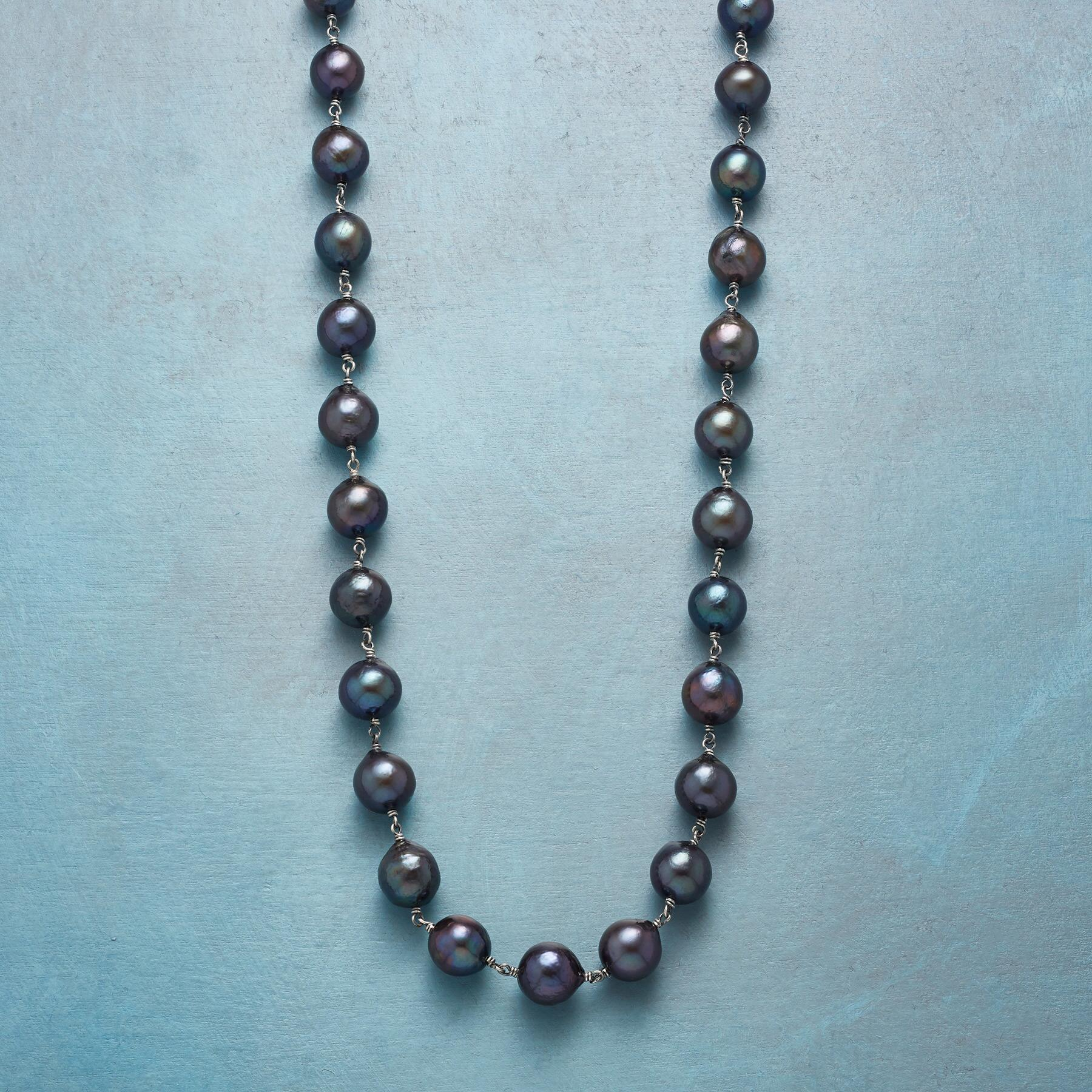 PEARL EXPRESSIONS NECKLACE: View 1