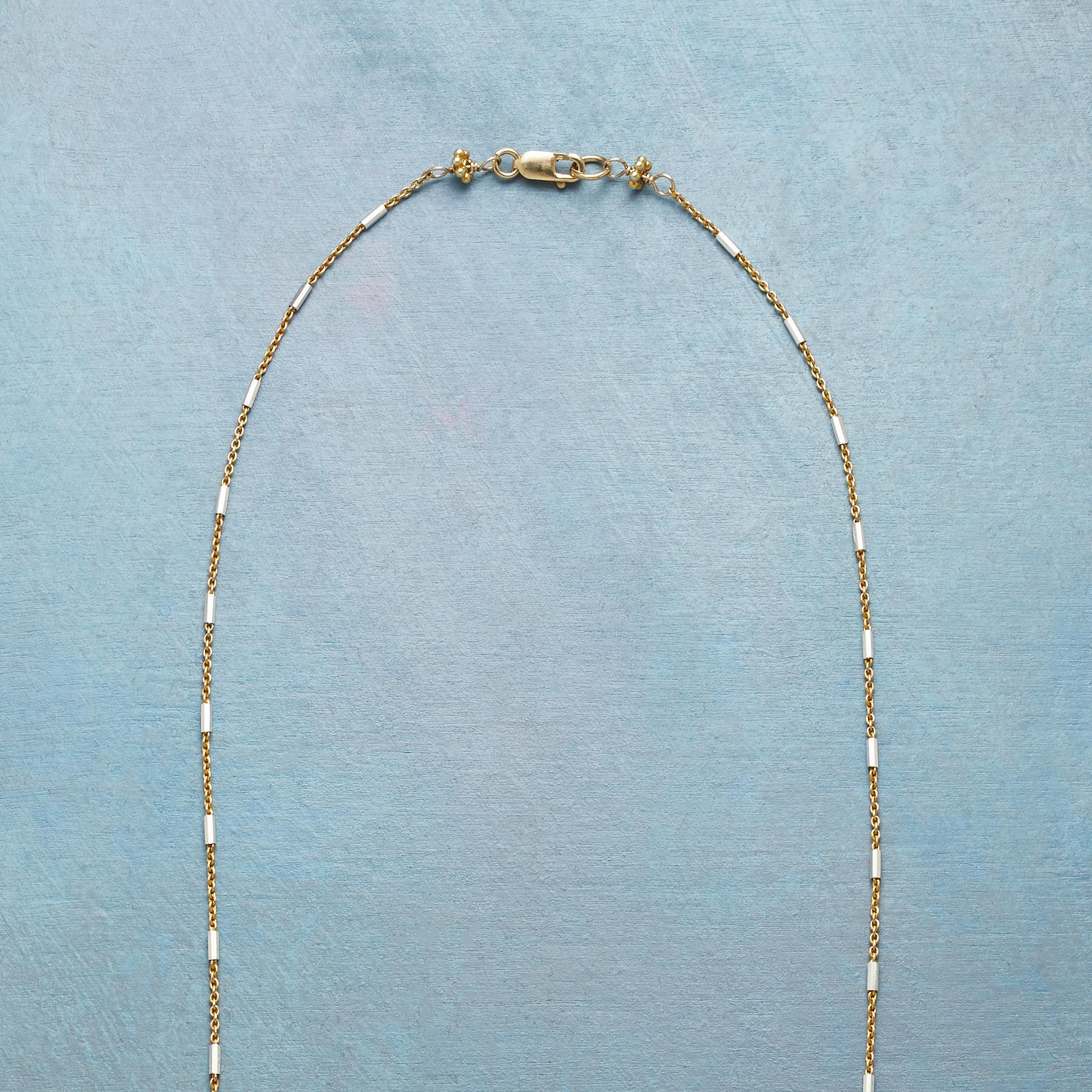 OPAL SIDELIGHT NECKLACE: View 3