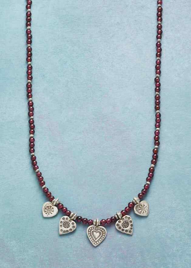 LOVE'S CHARM NECKLACE
