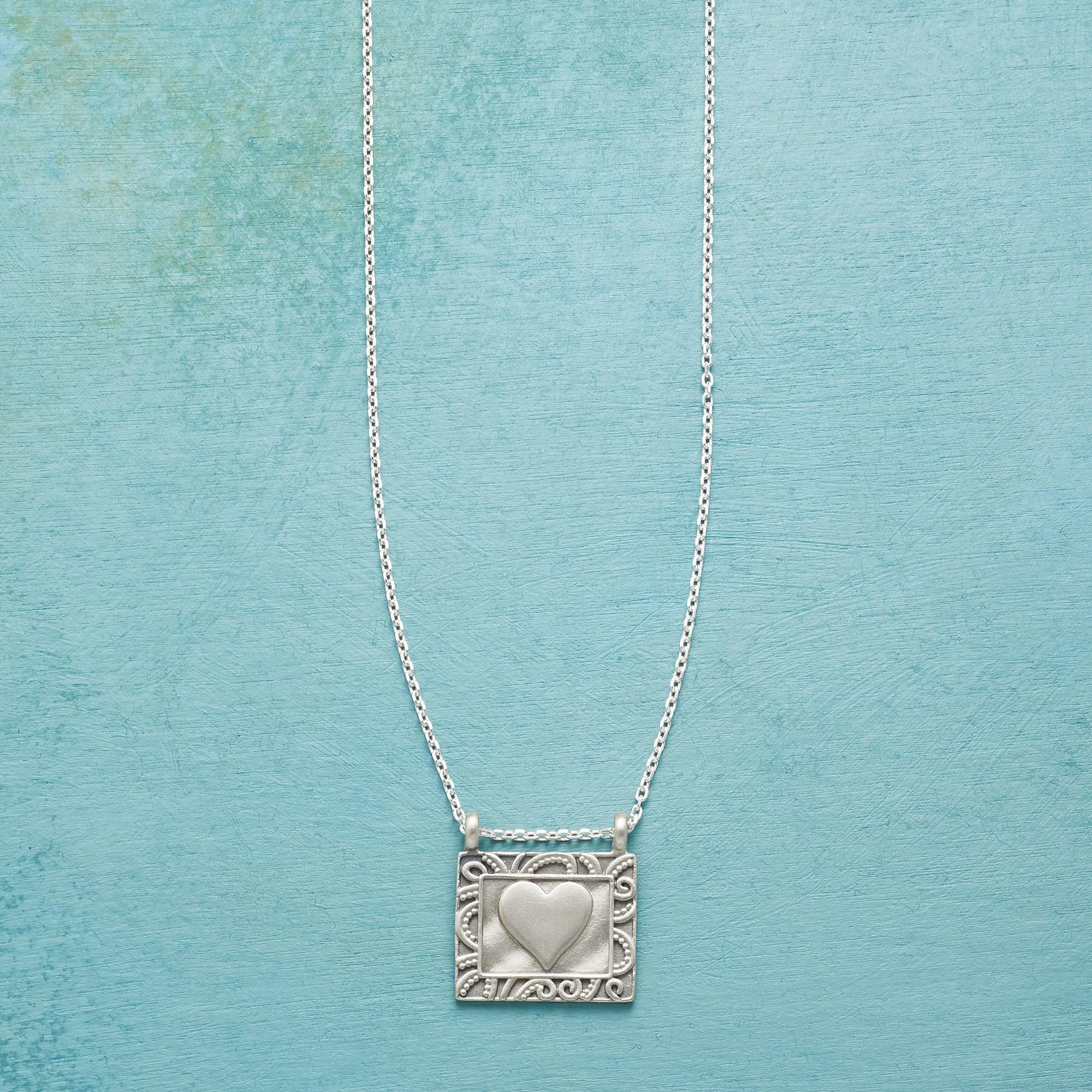 PICTURE OF LOVE NECKLACE: View 1