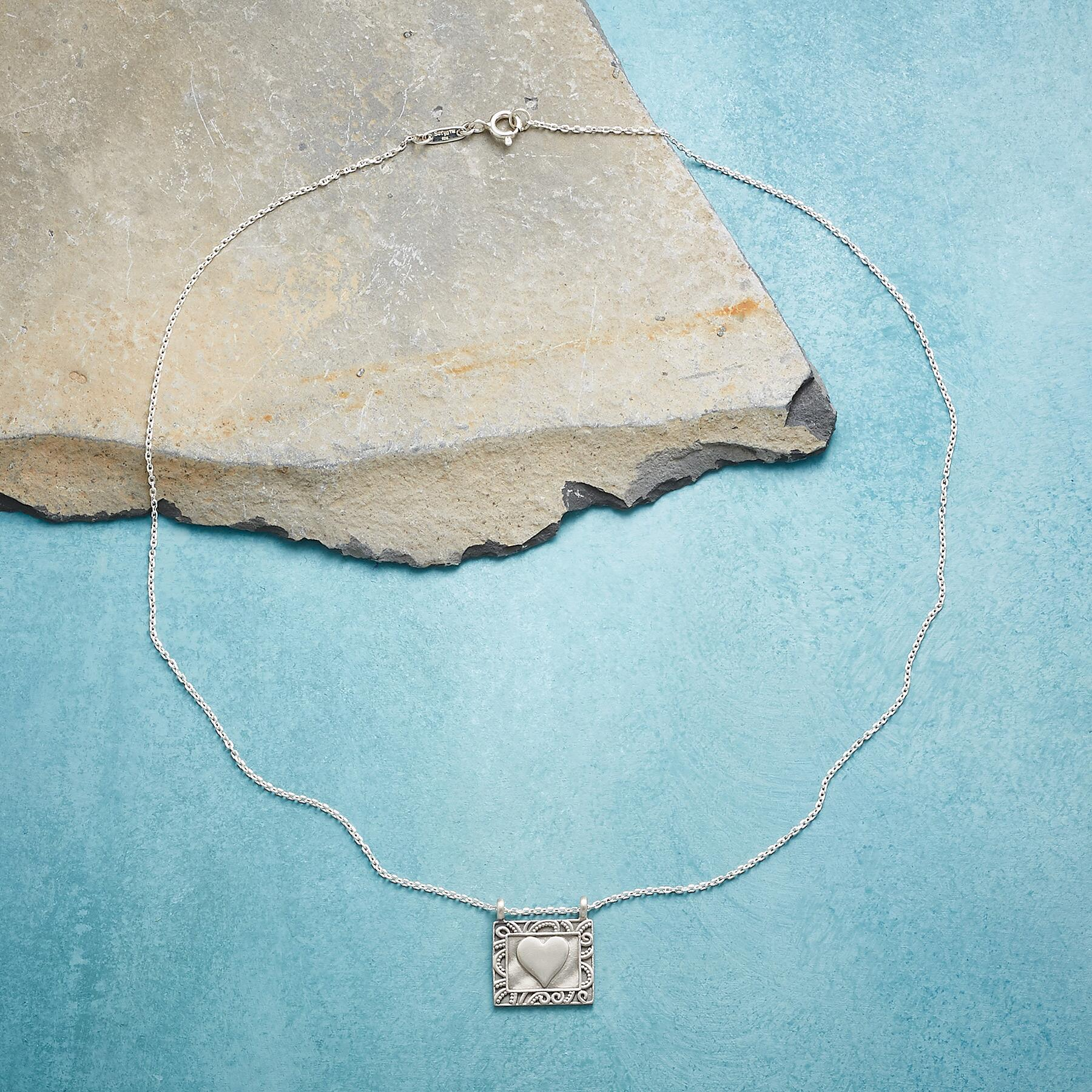 PICTURE OF LOVE NECKLACE: View 2