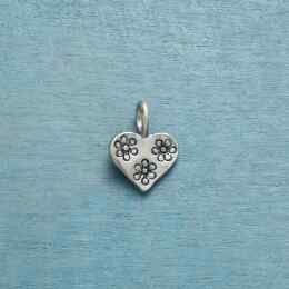 CARRY MY HEART CHARM