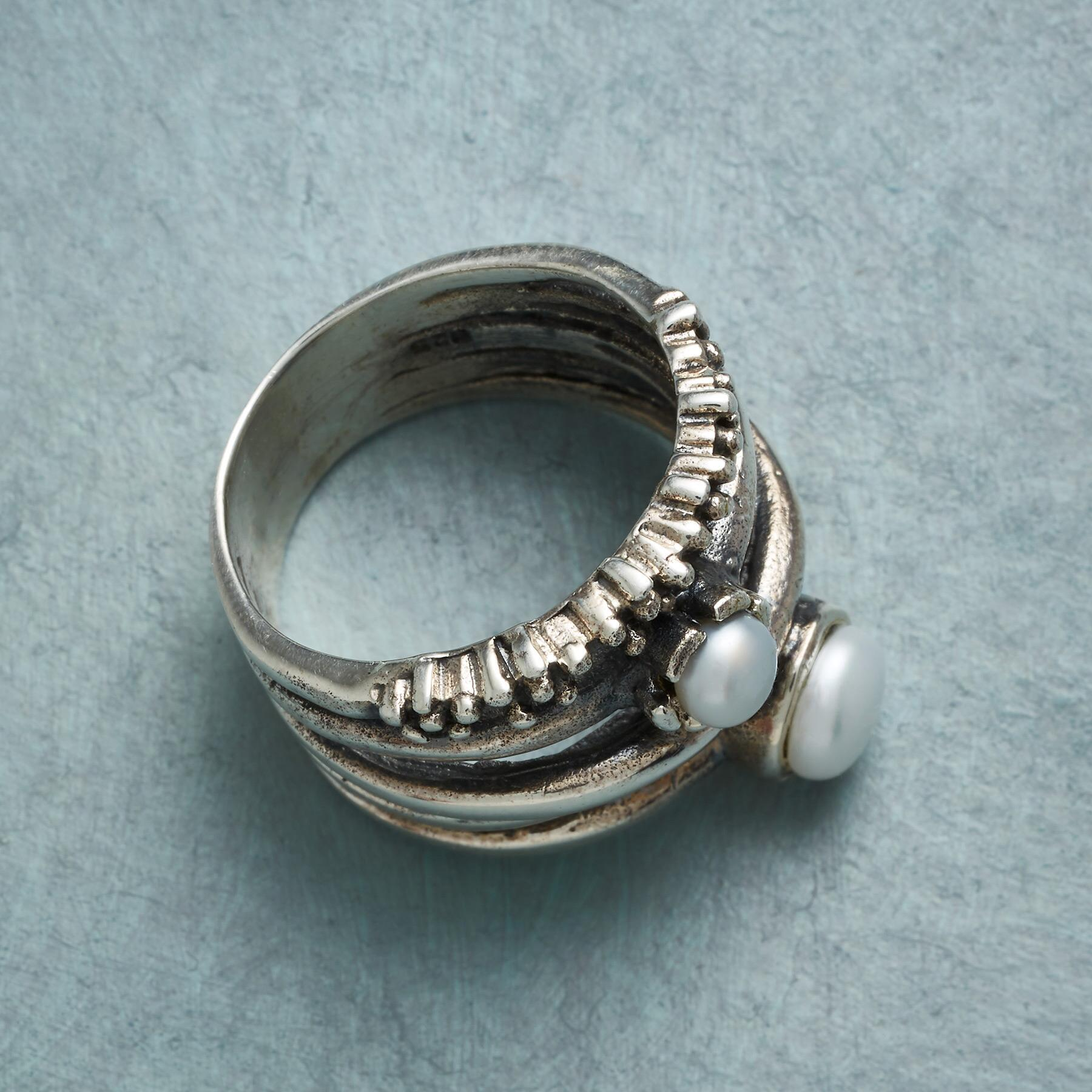 FIVE FATHOMS RING: View 2