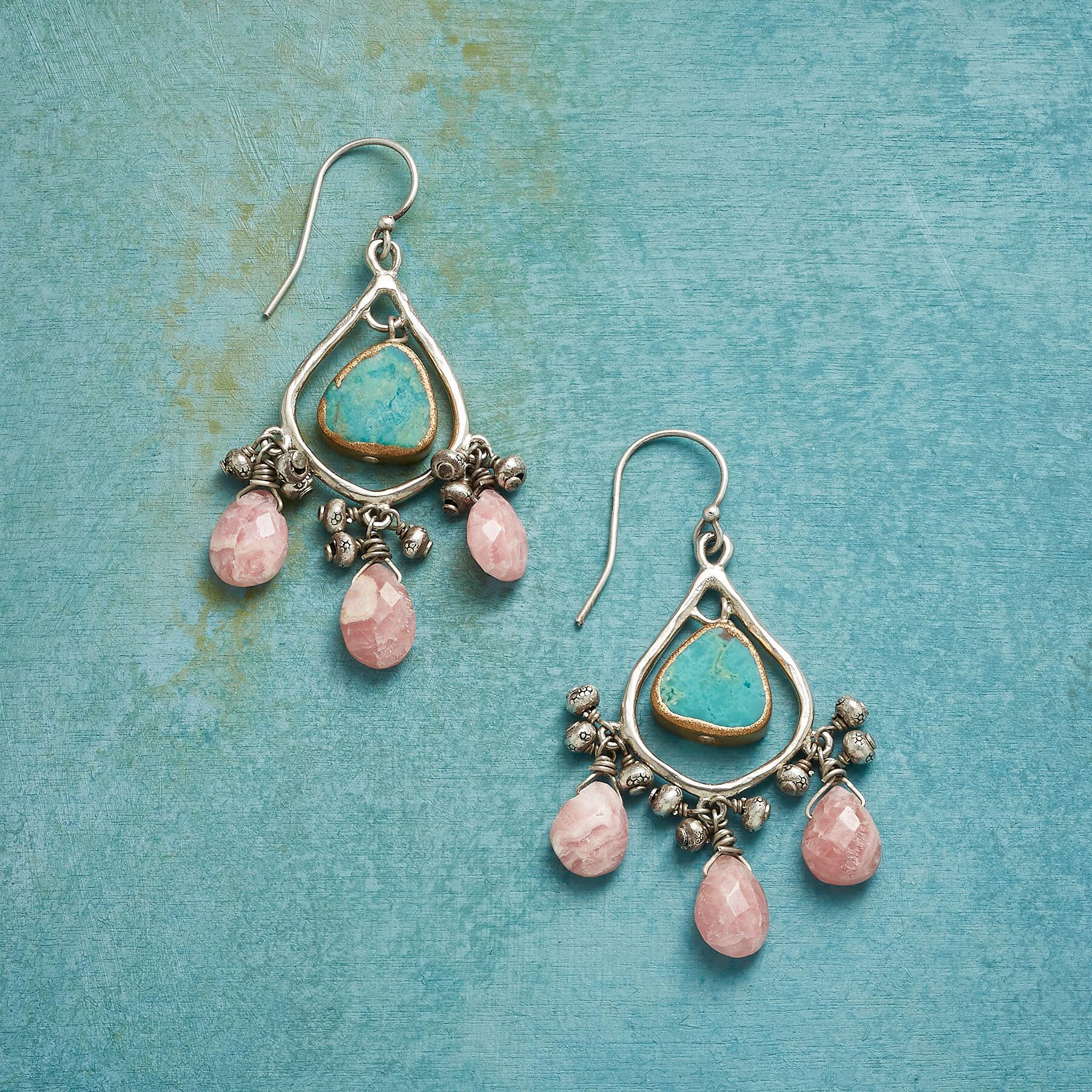 SCATTERED SHOWERS EARRINGS: View 1