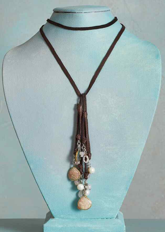 GO YOUR OWN WAY LARIAT NECKLACE