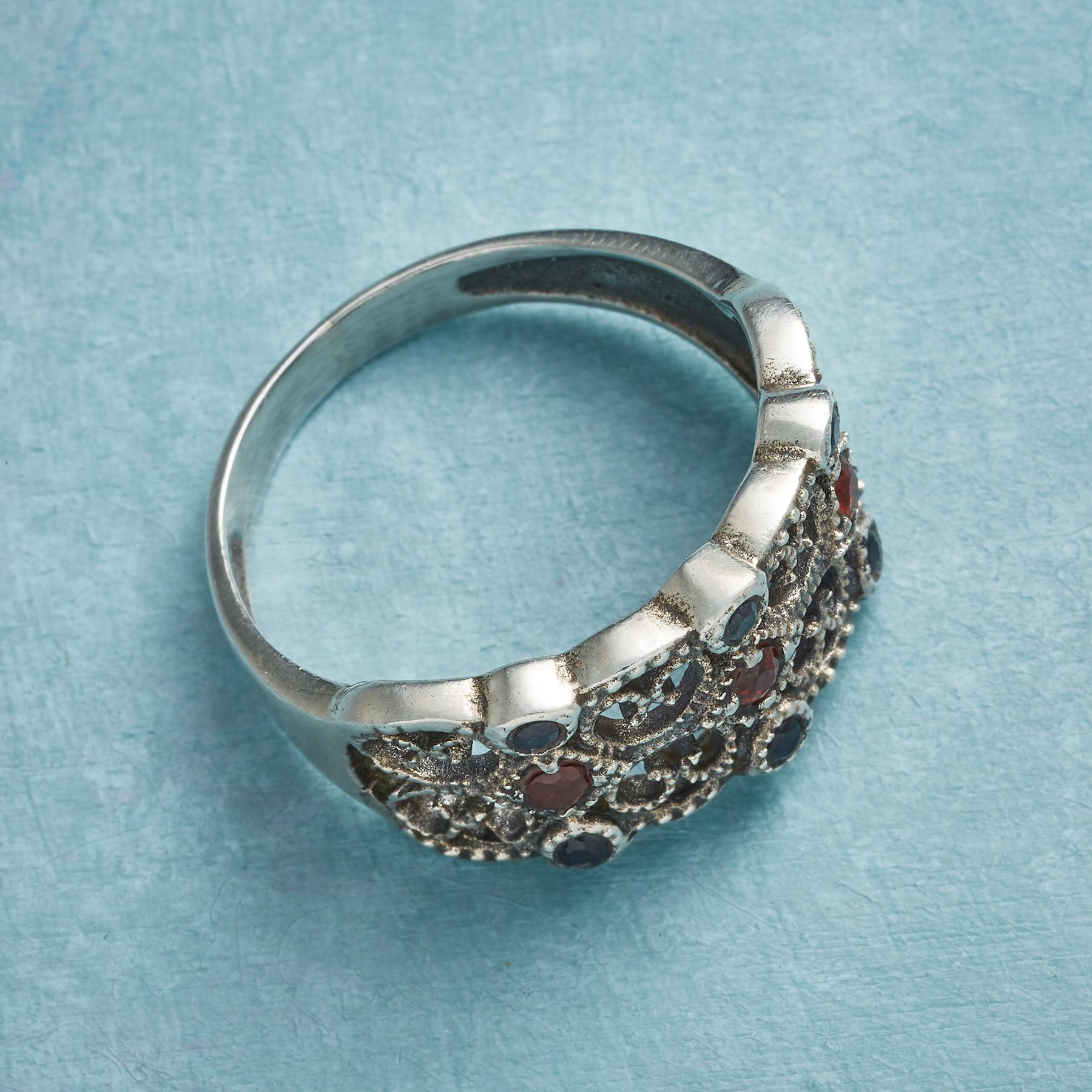 BAROQUE LACE RING: View 2