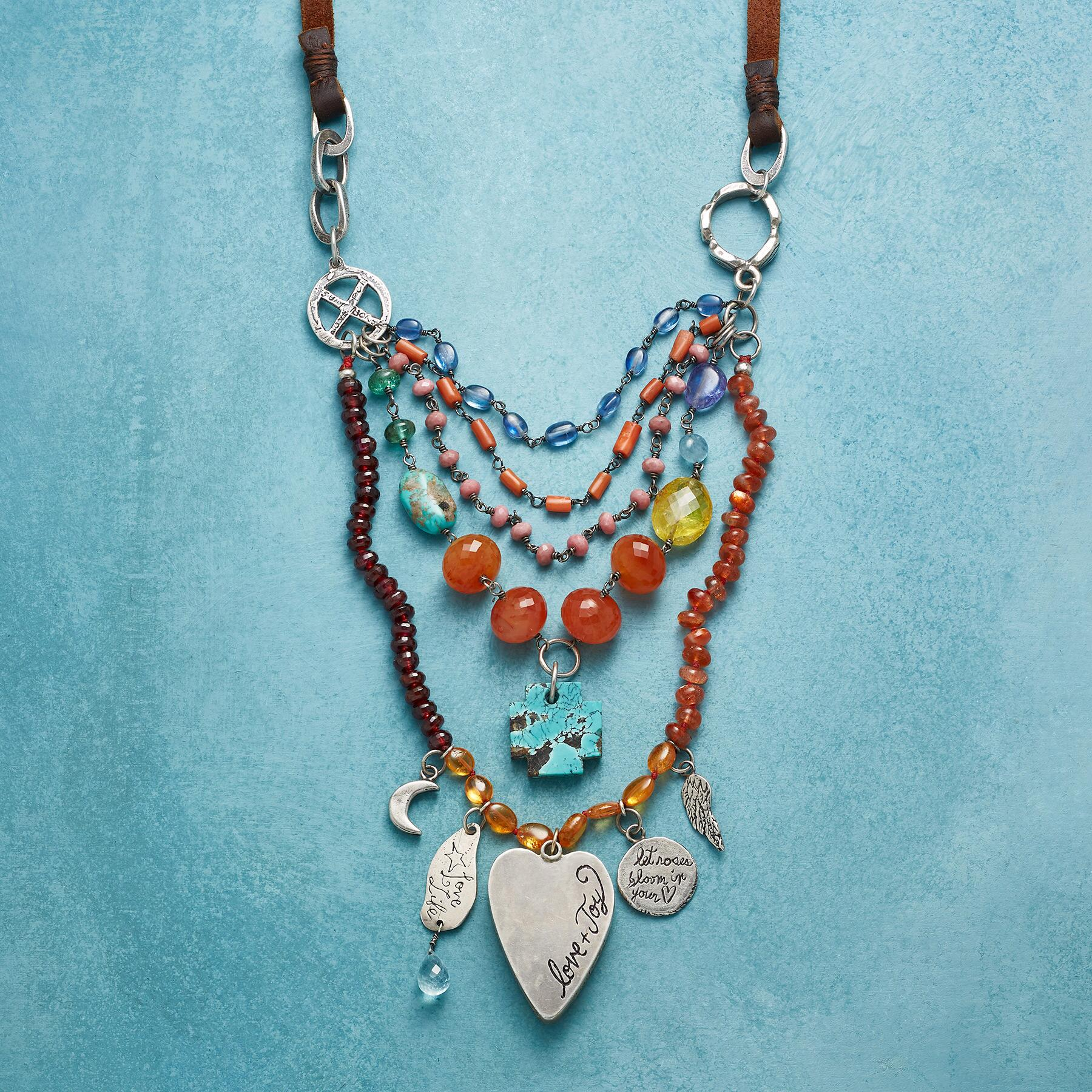 HEART'S JOURNEY NECKLACE: View 3