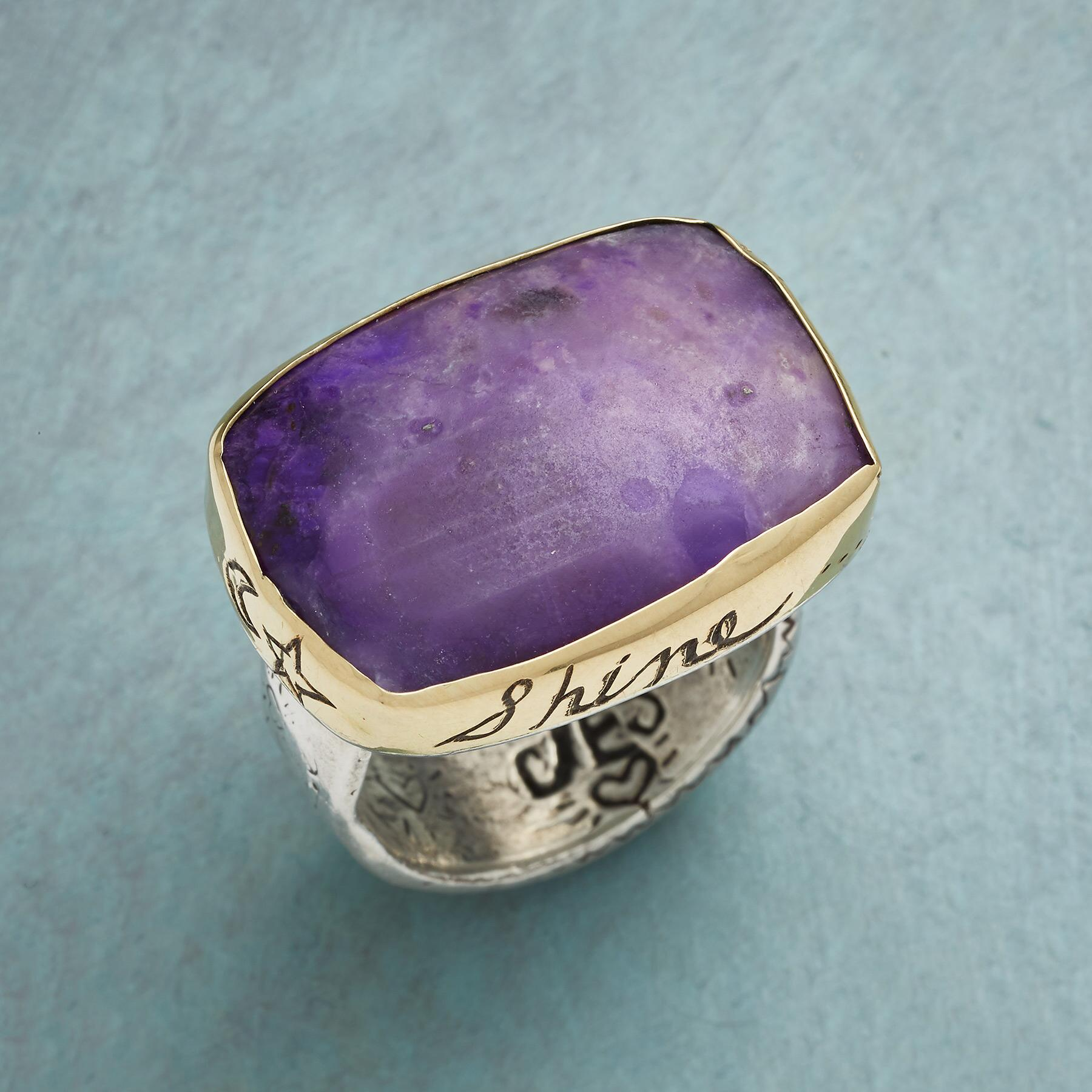 INTUITION RING: View 1