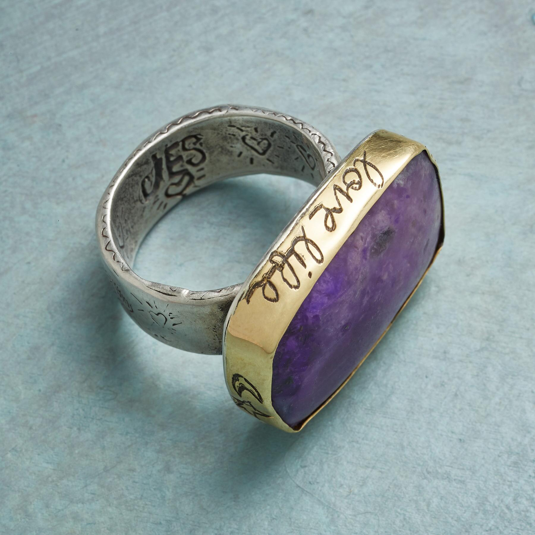 INTUITION RING: View 2