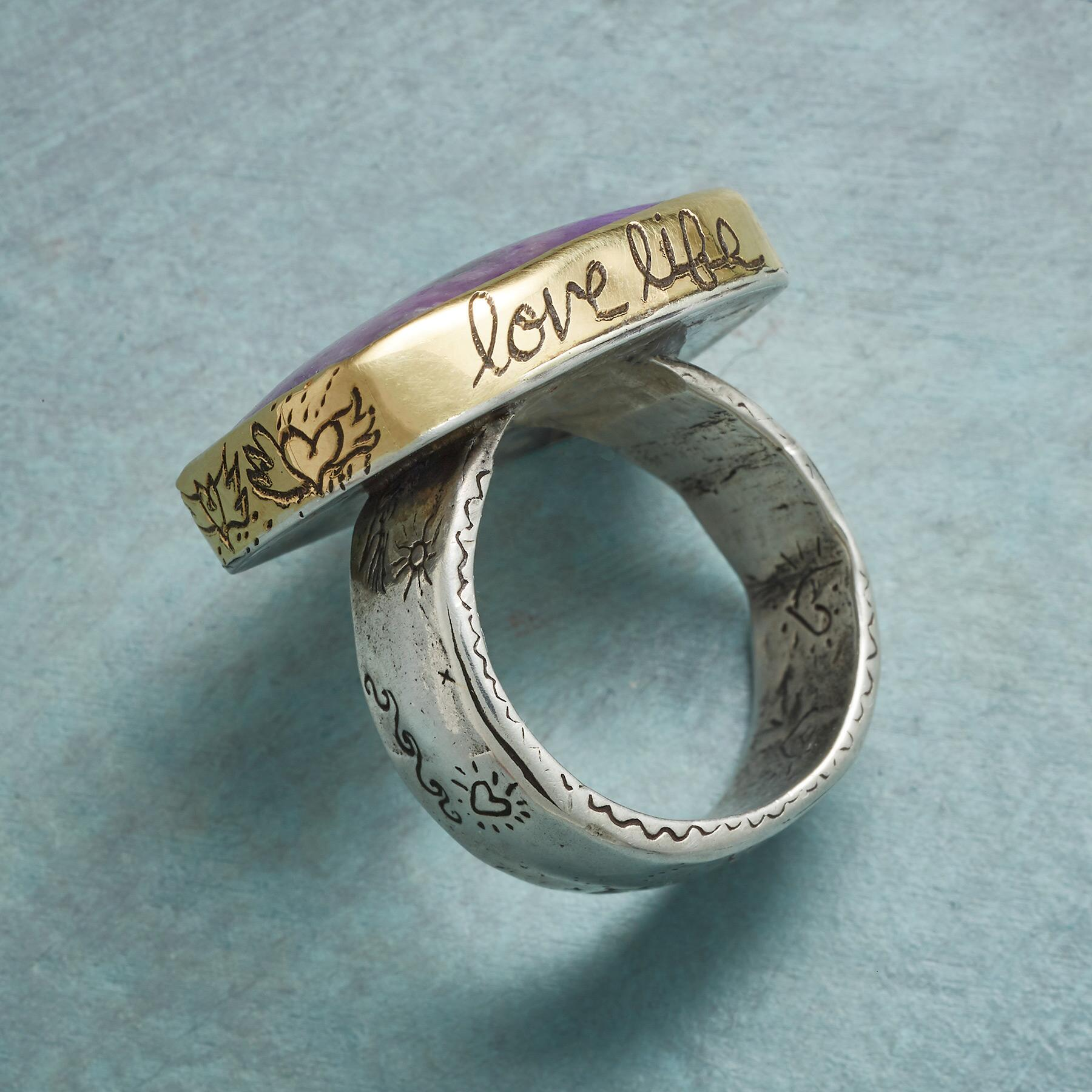 INTUITION RING: View 3