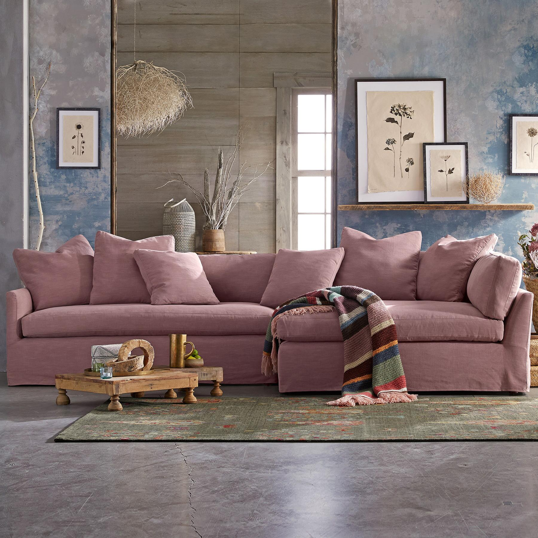 ARBOR SECTIONAL SOFA: View 1