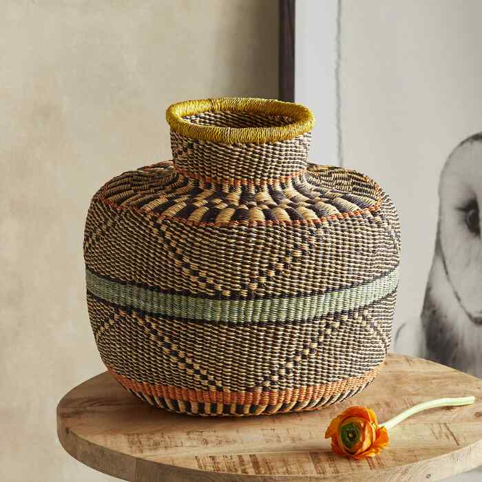 ABINA DECORATIVE BASKET
