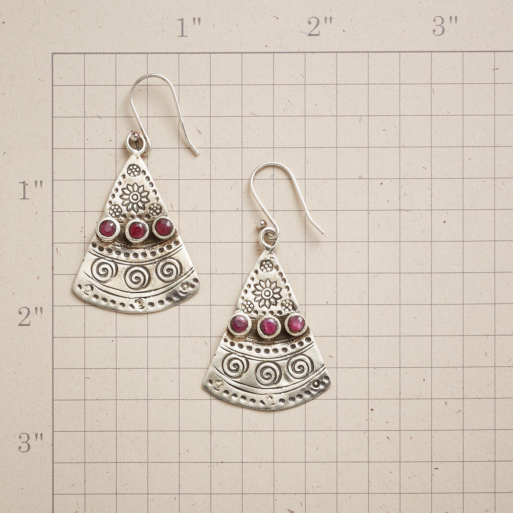 CHERRY PIE EARRINGS: View 2
