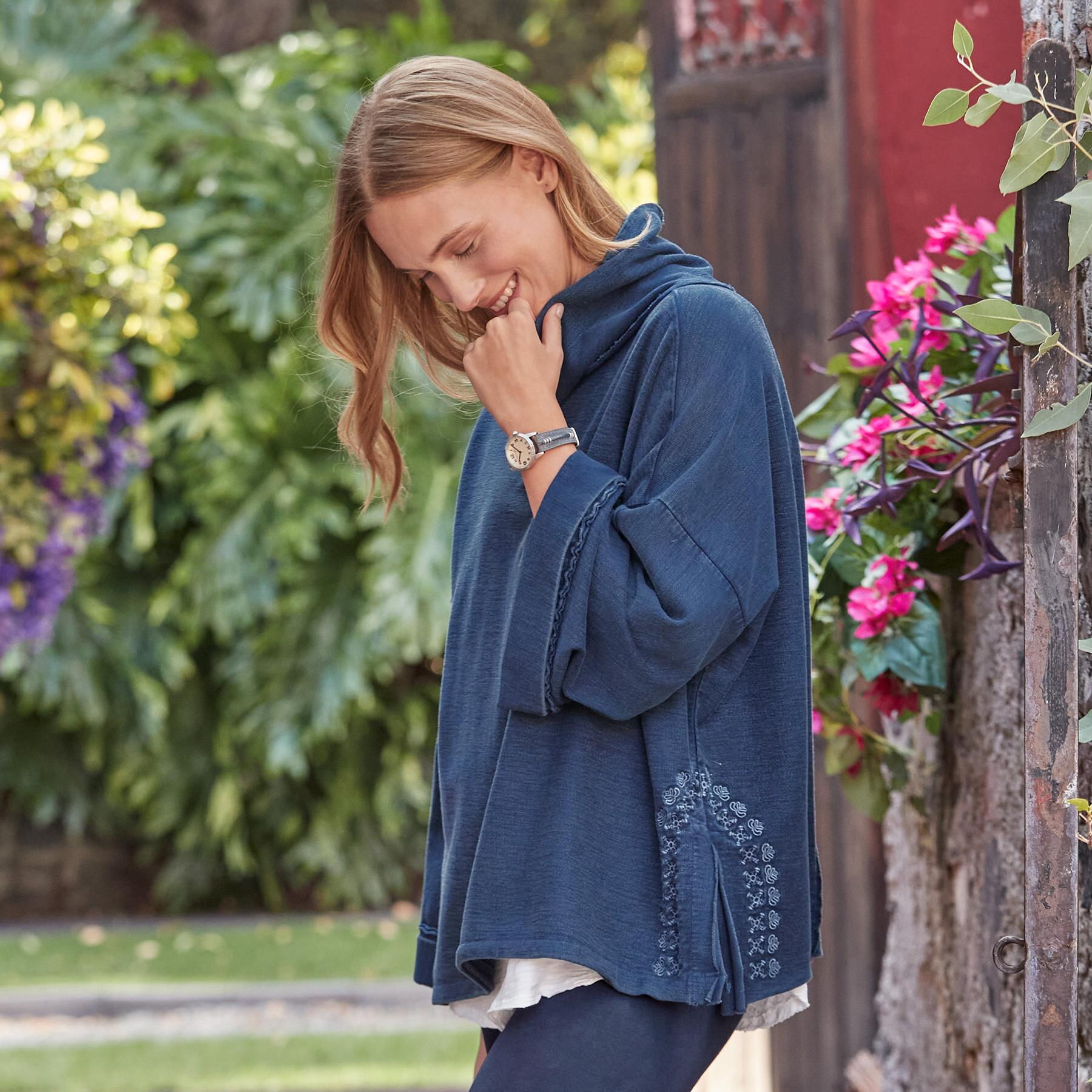 INDIGO DAYS SWEATSHIRT: View 2