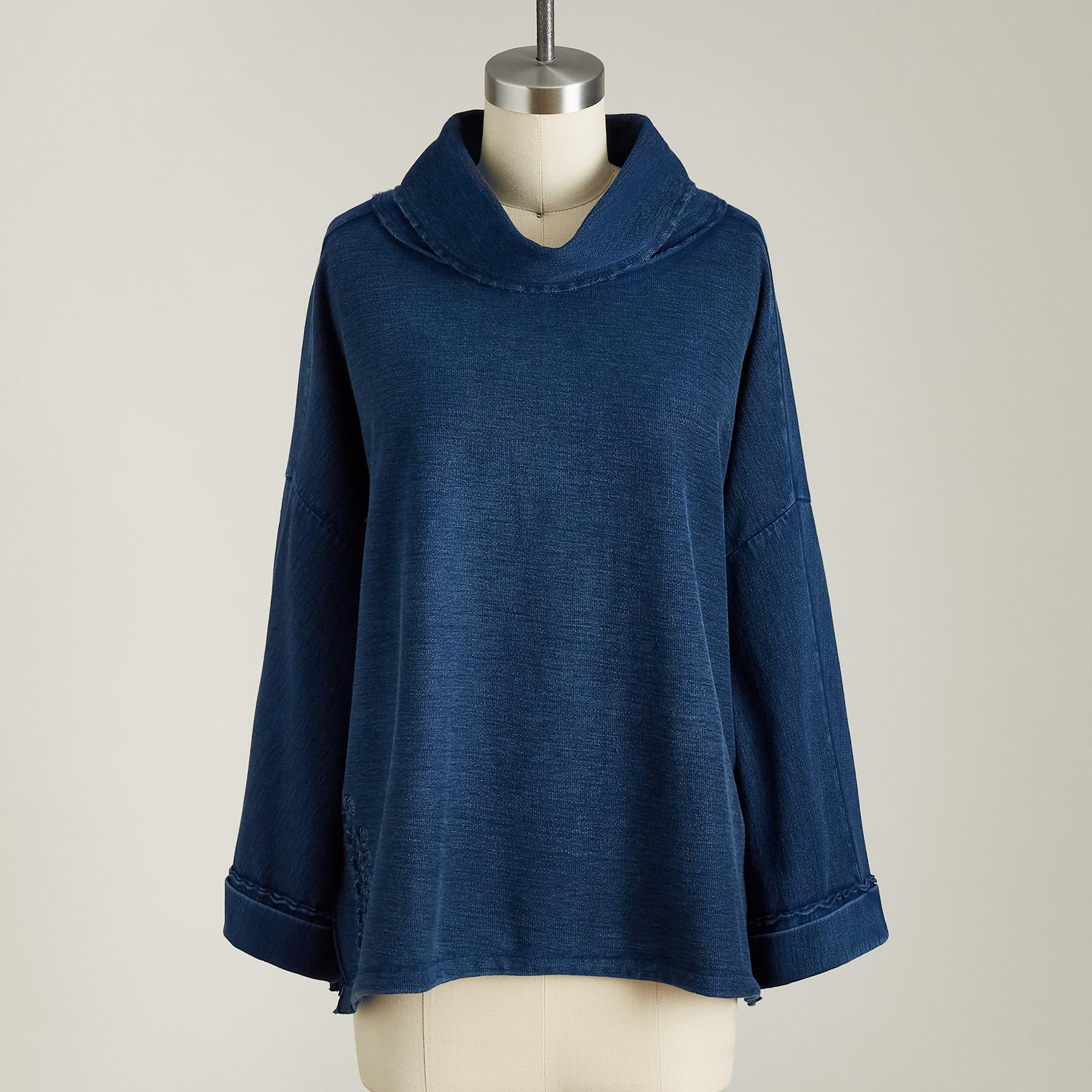 INDIGO DAYS SWEATSHIRT: View 3