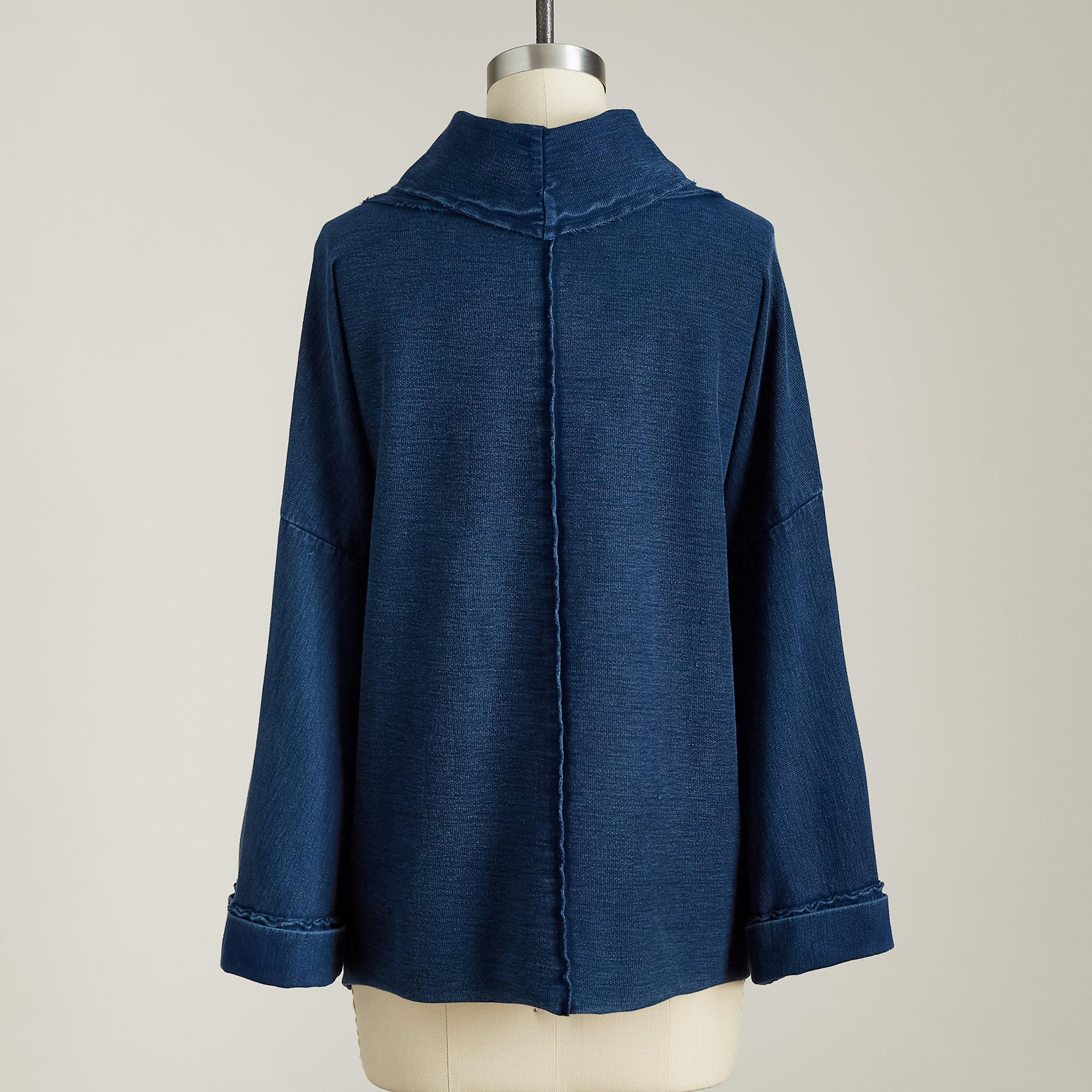 INDIGO DAYS SWEATSHIRT: View 4