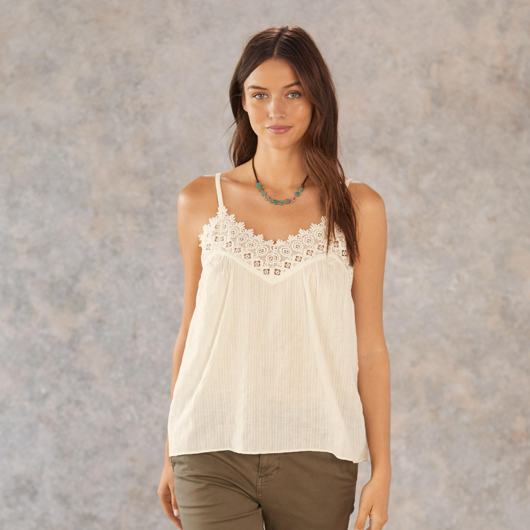 MARGEAUX SPRING CAMISOLE: View 2