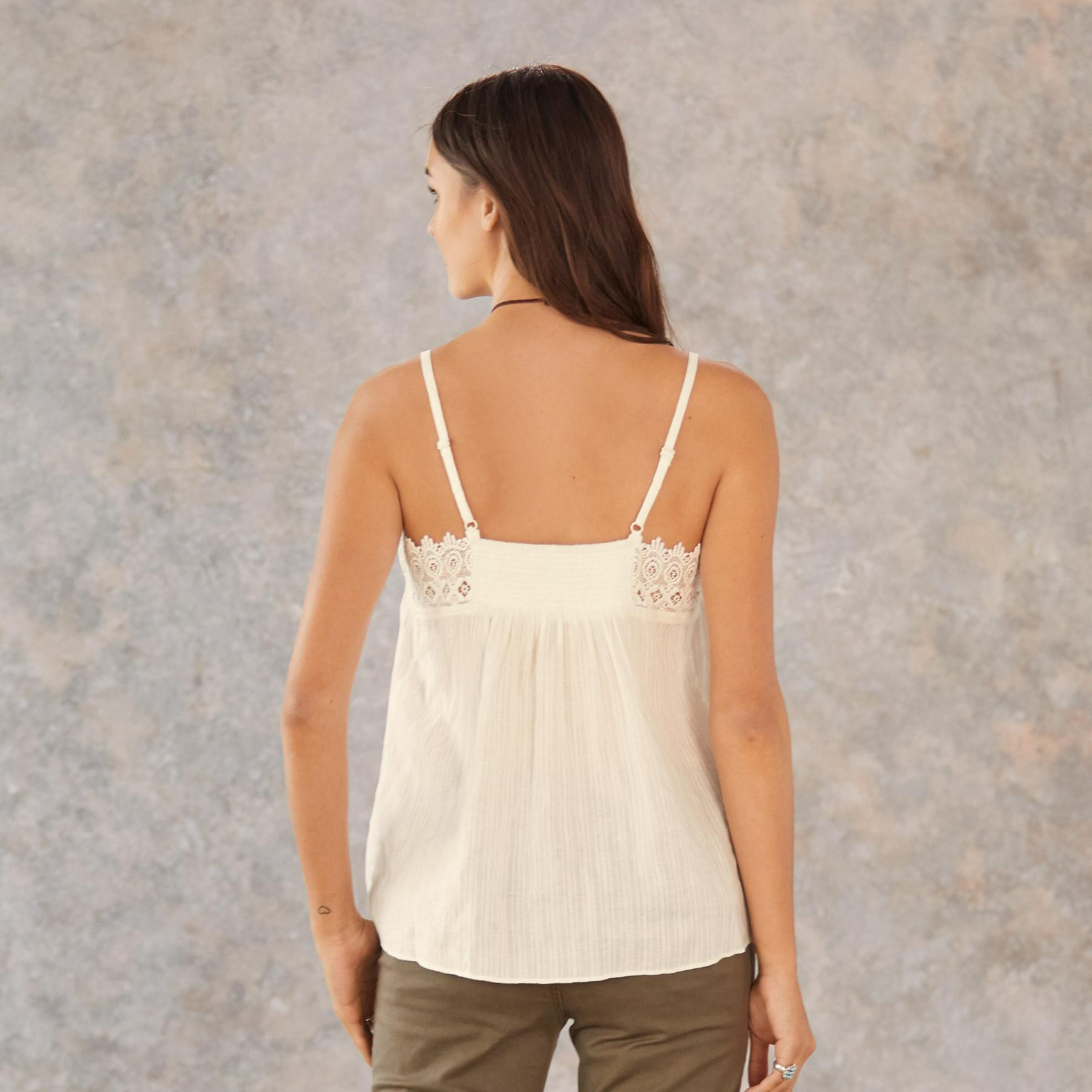 MARGEAUX SPRING CAMISOLE: View 3
