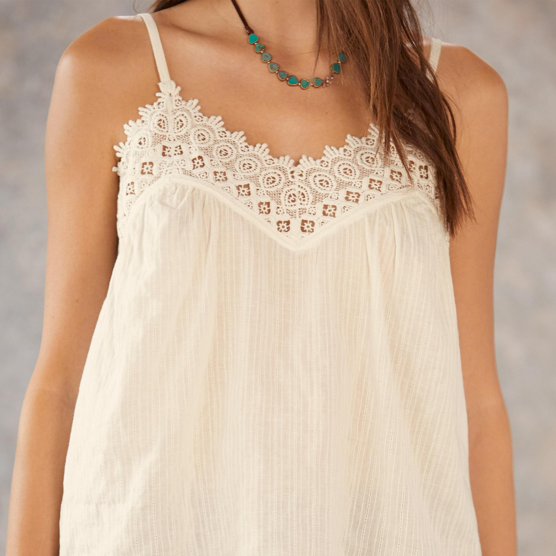 MARGEAUX SPRING CAMISOLE: View 4