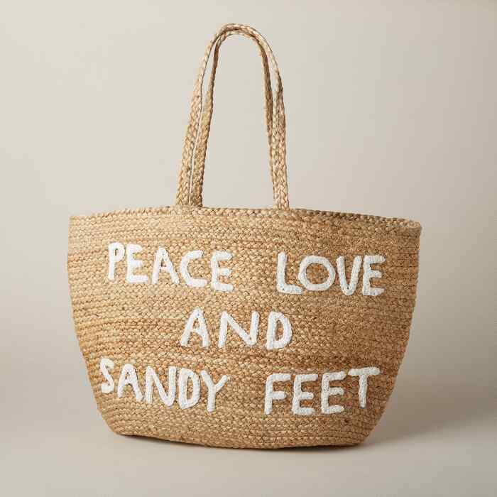 BEACH LOVE TOTE