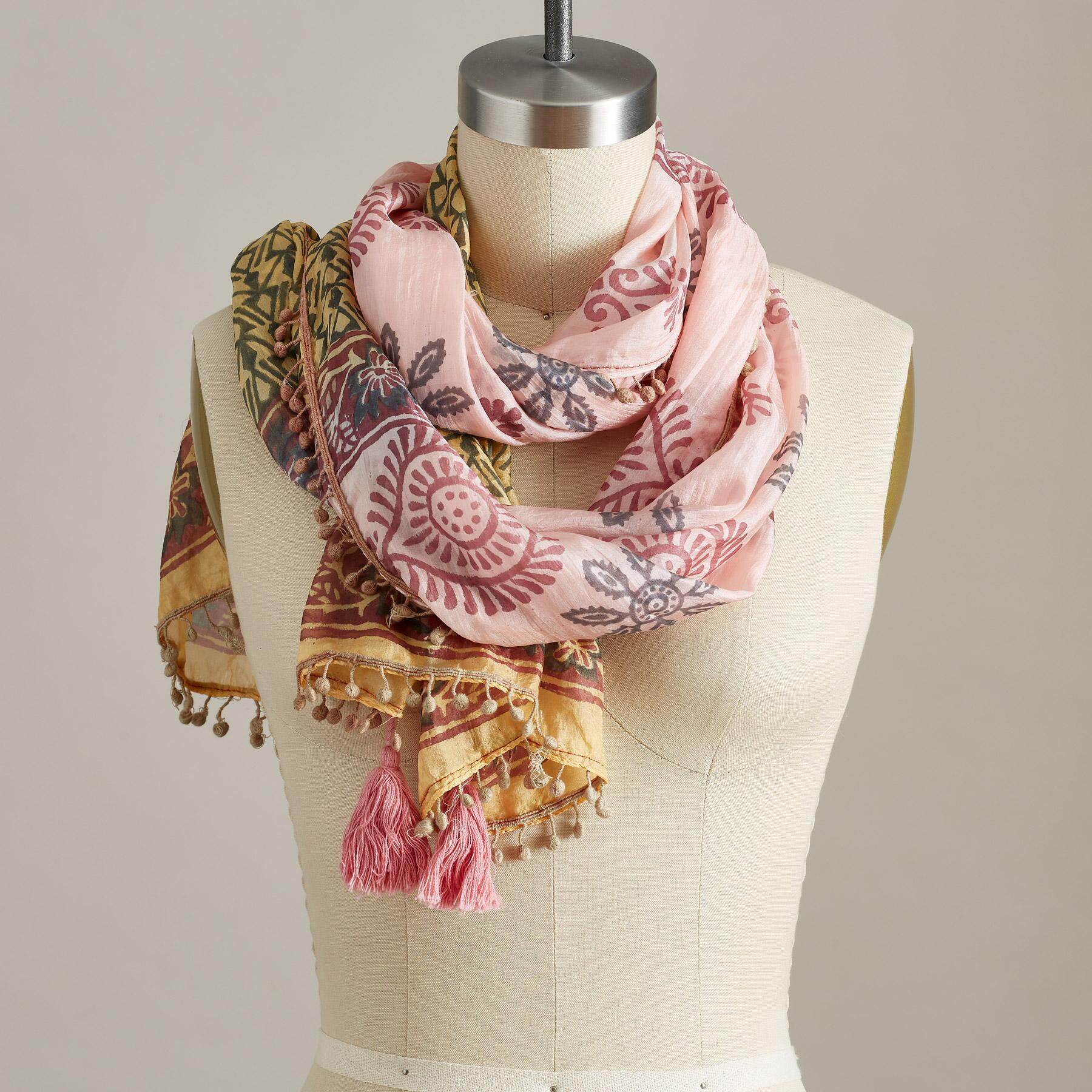 ROSE CHAI SCARF: View 2