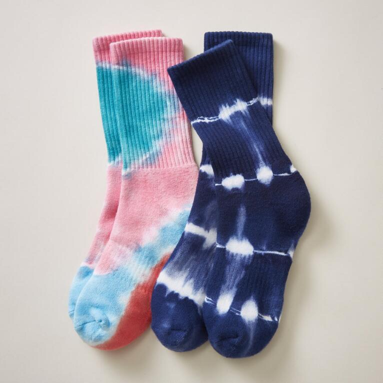 SUNGAZER SOCKS, SET OF 2