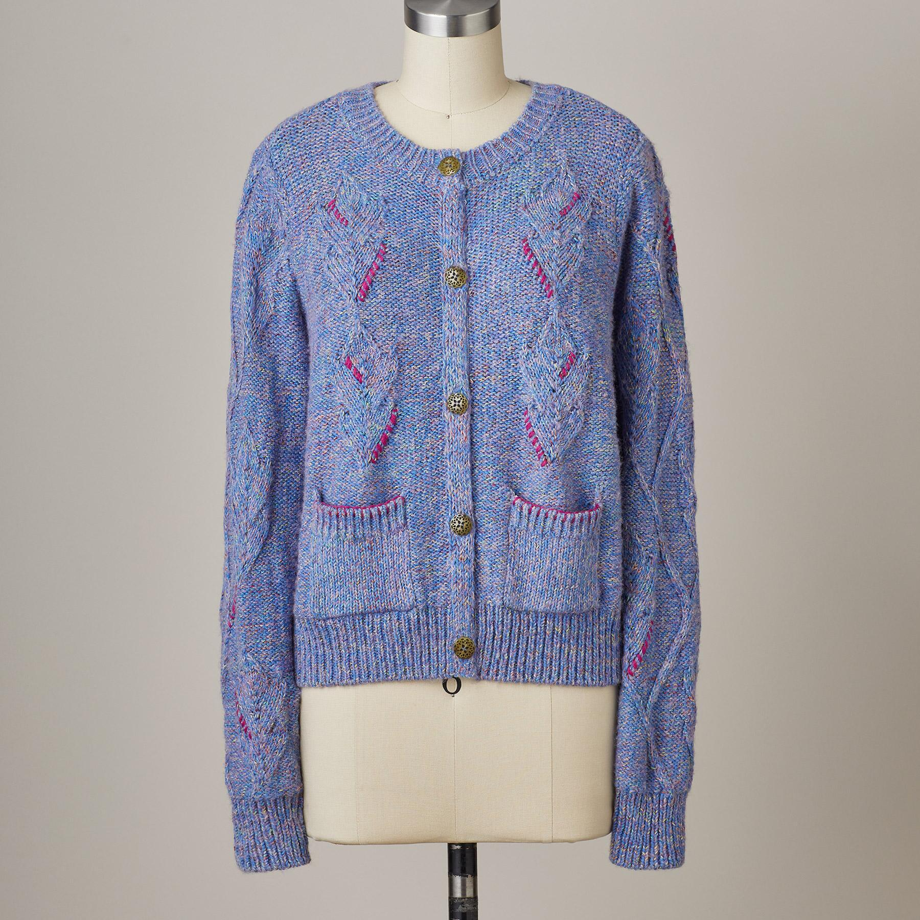 ARTISAN TOUCH CARDIGAN: View 3