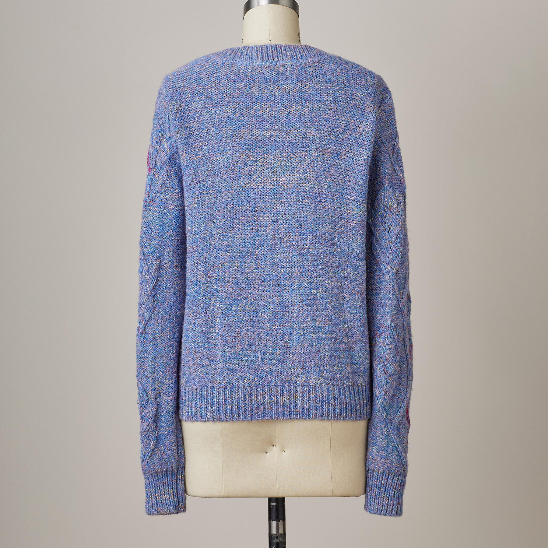 ARTISAN TOUCH CARDIGAN: View 4