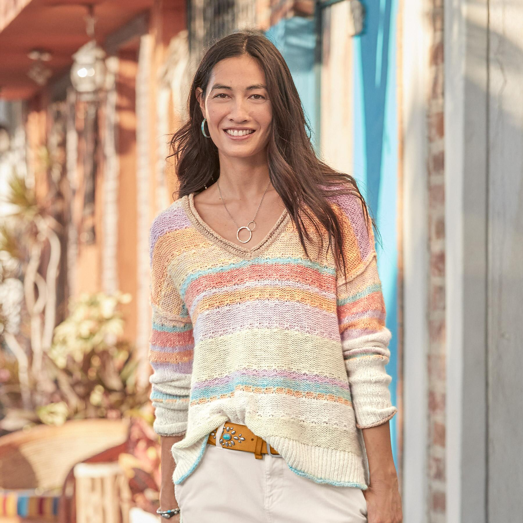 PERFECT SUNSET SWEATER: View 1