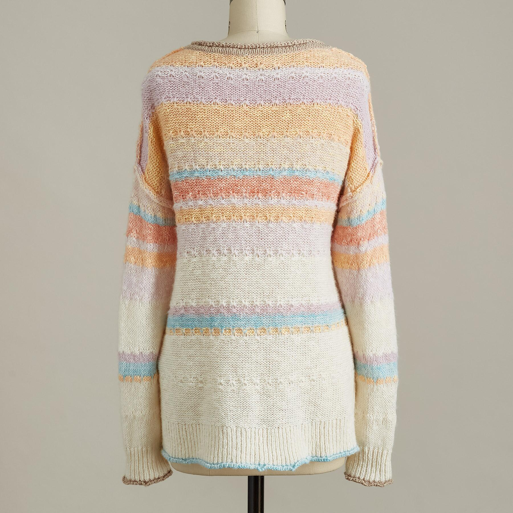 PERFECT SUNSET SWEATER: View 3