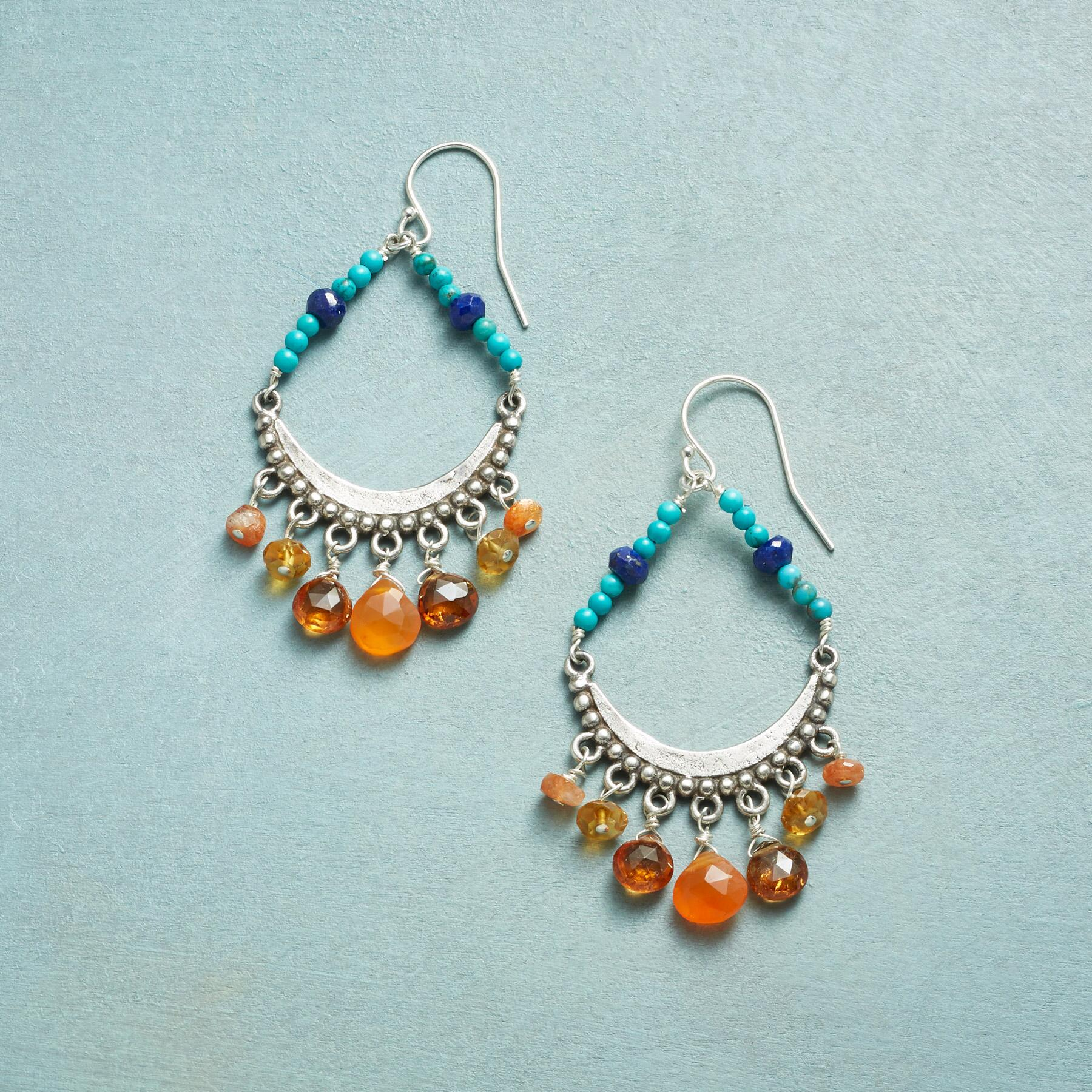 SOJOURNER EARRINGS: View 1