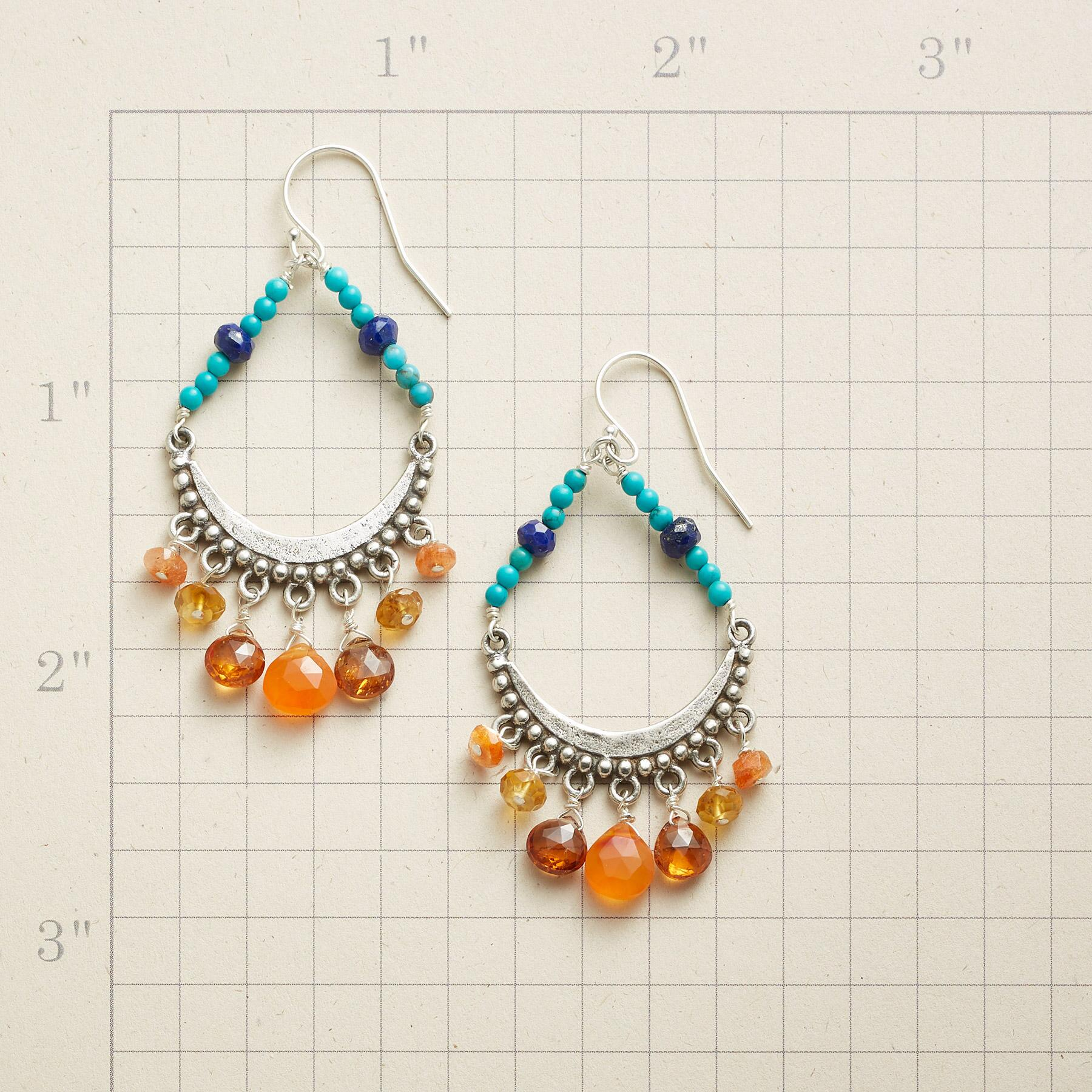 SOJOURNER EARRINGS: View 2