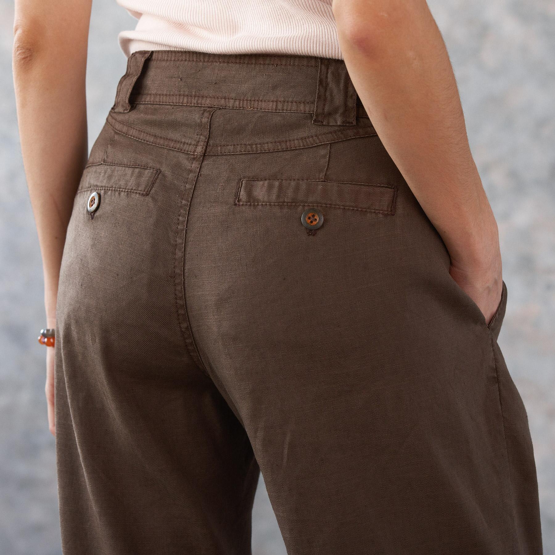 QUINN PANTS - PETITES: View 5