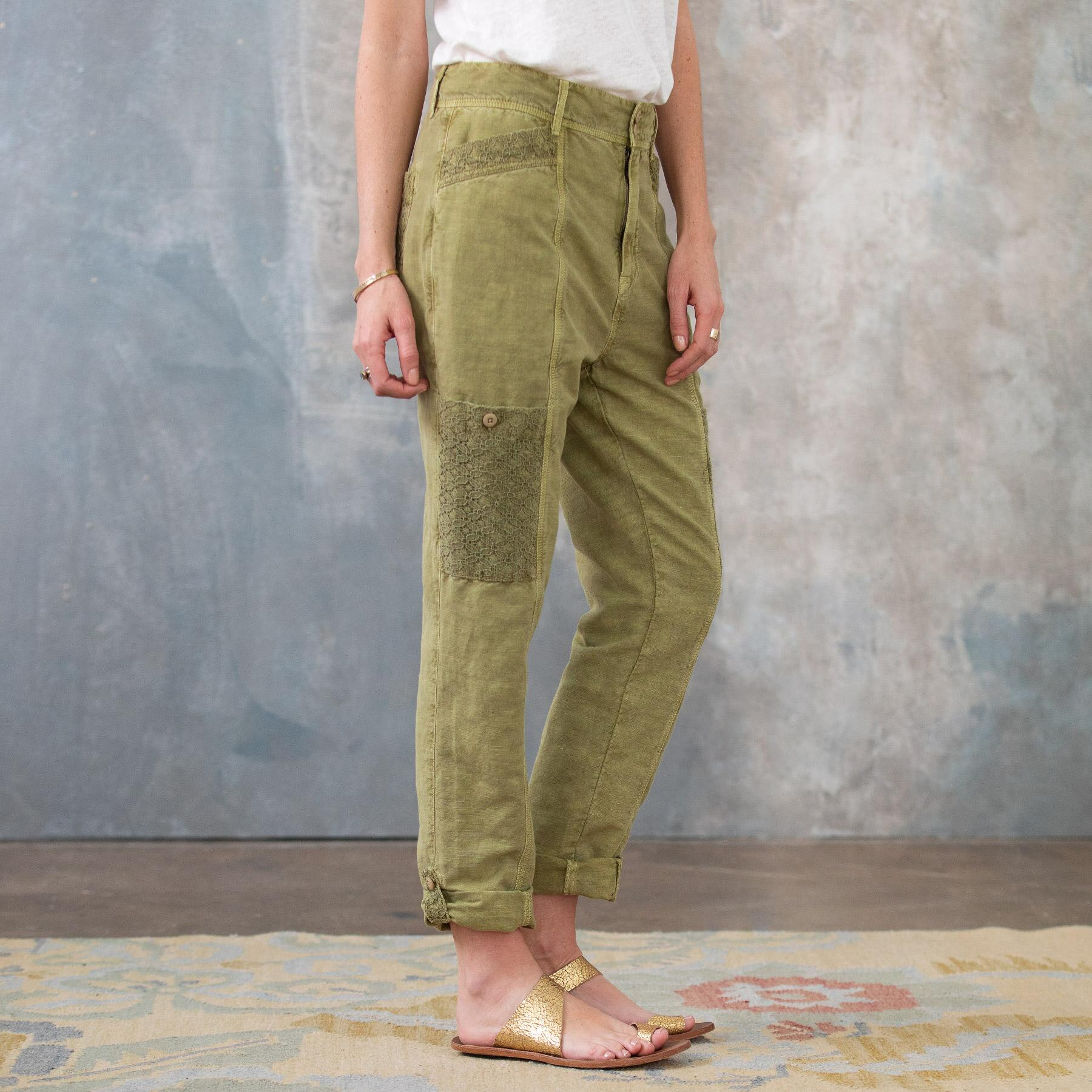 FEMME VOYAGER PANTS: View 4
