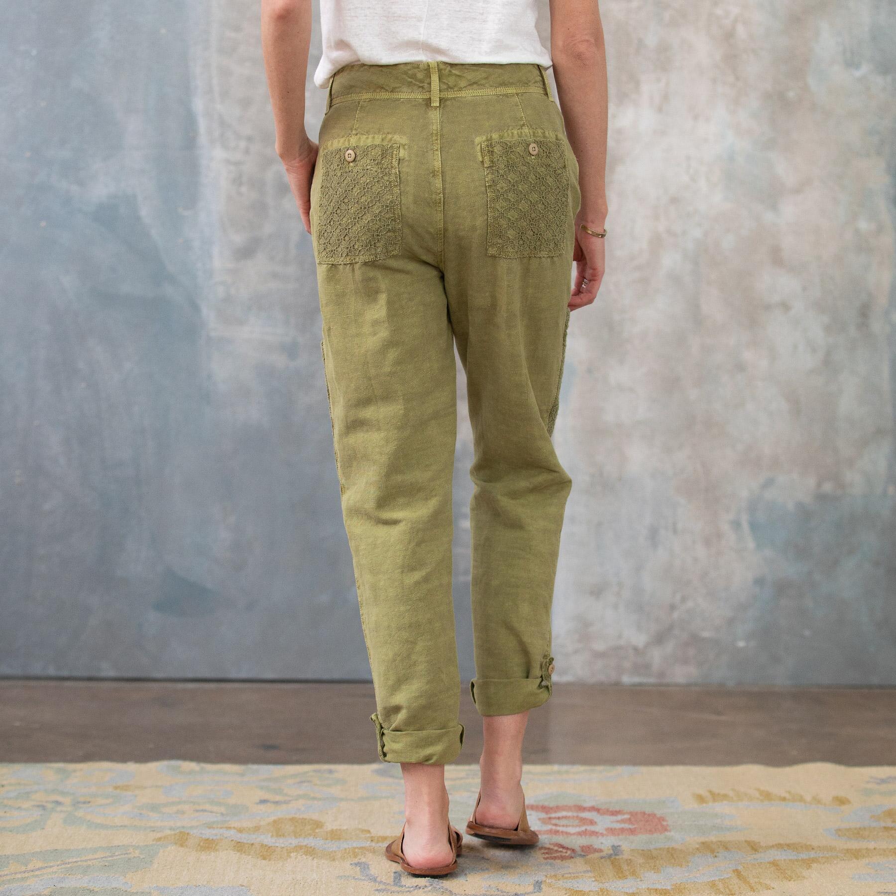FEMME VOYAGER PANTS - PETITES: View 3