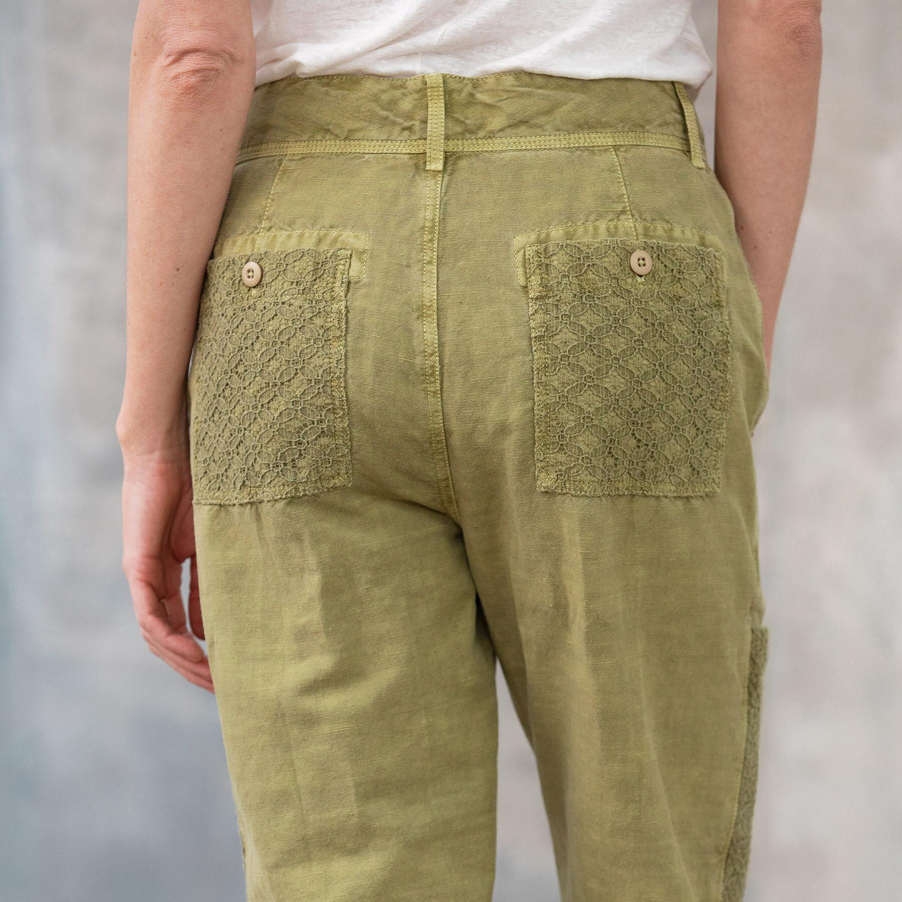 FEMME VOYAGER PANTS - PETITES: View 8