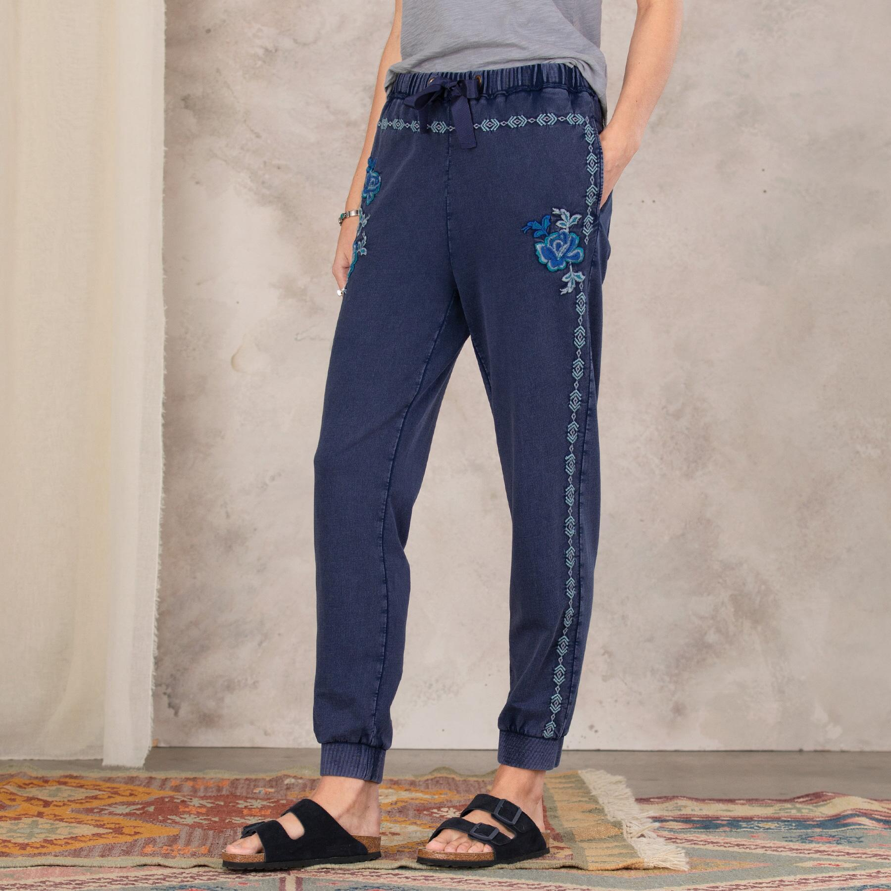 FADED FIELDS JOGGERS: View 3