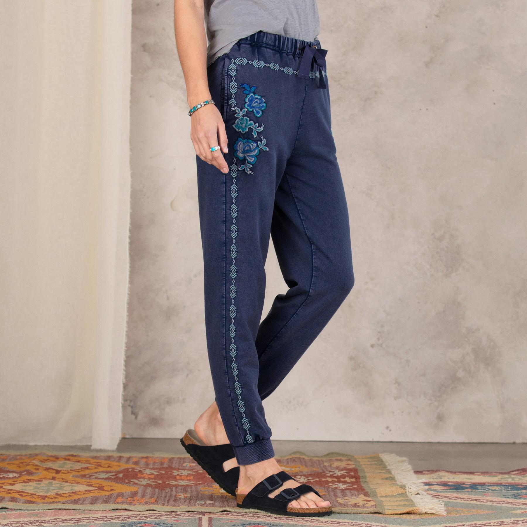 FADED FIELDS JOGGERS: View 4