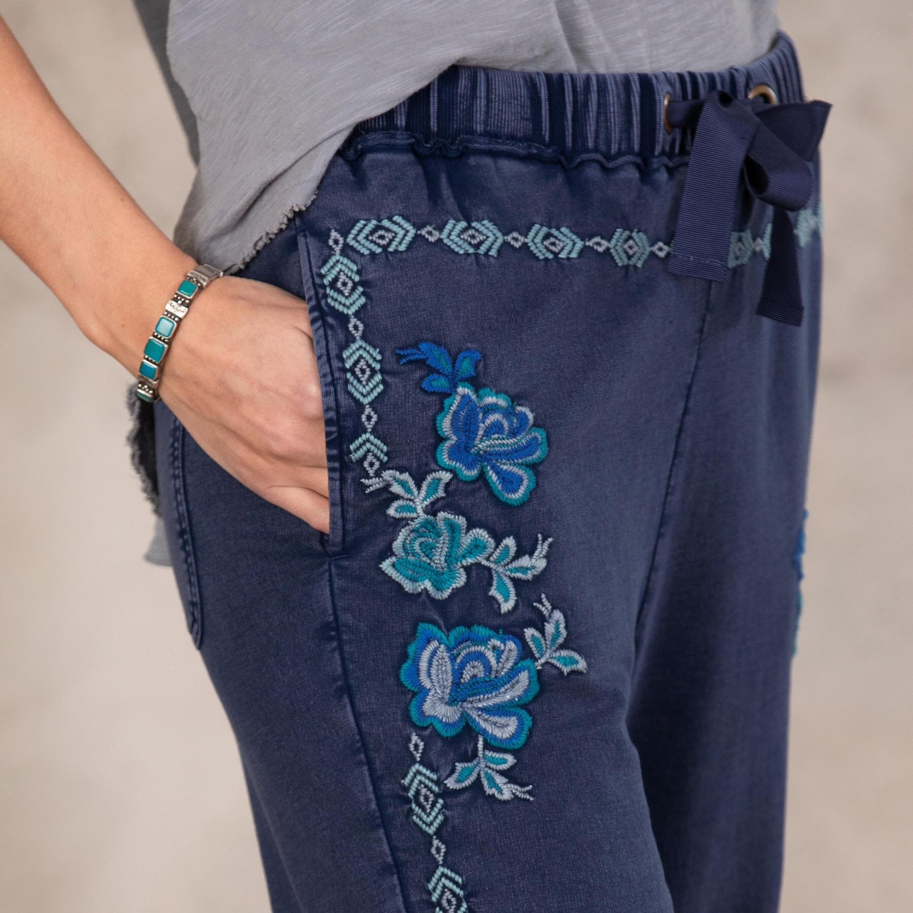 FADED FIELDS JOGGERS: View 7