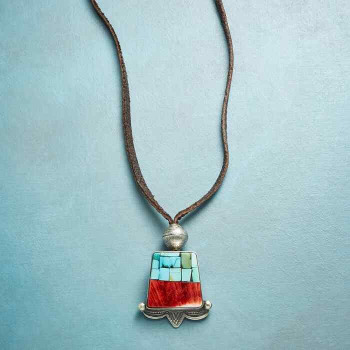 CANYONLANDS MOSAIC NECKLACE