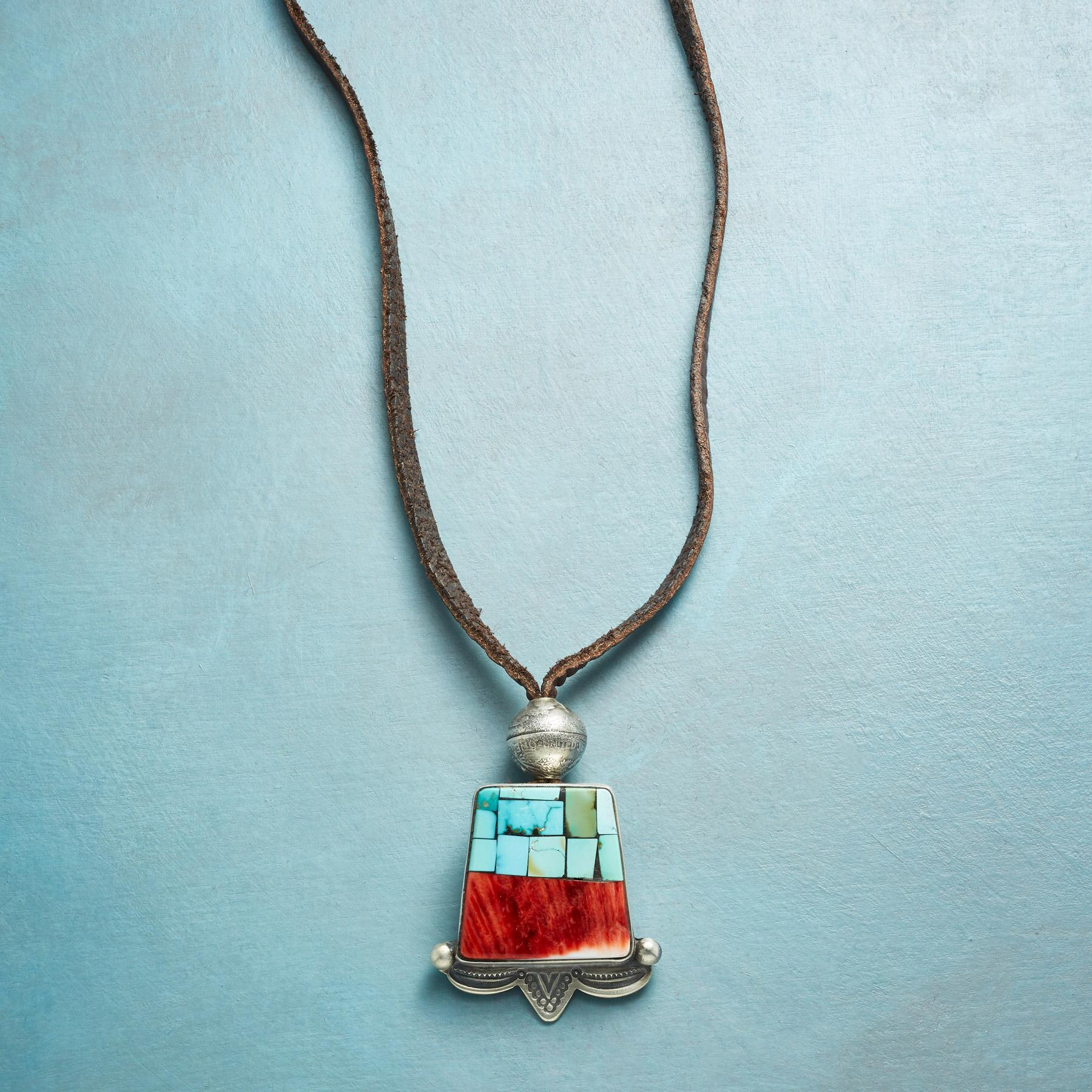 CANYONLANDS MOSAIC NECKLACE: View 1